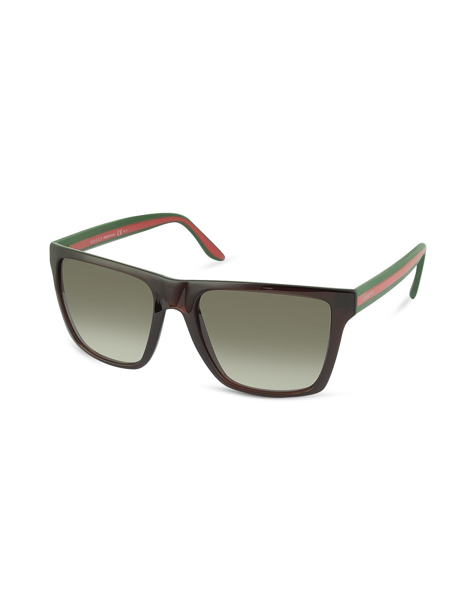 Prada Women S Catwalk Cat Eye Acetate Frame Sunglasses