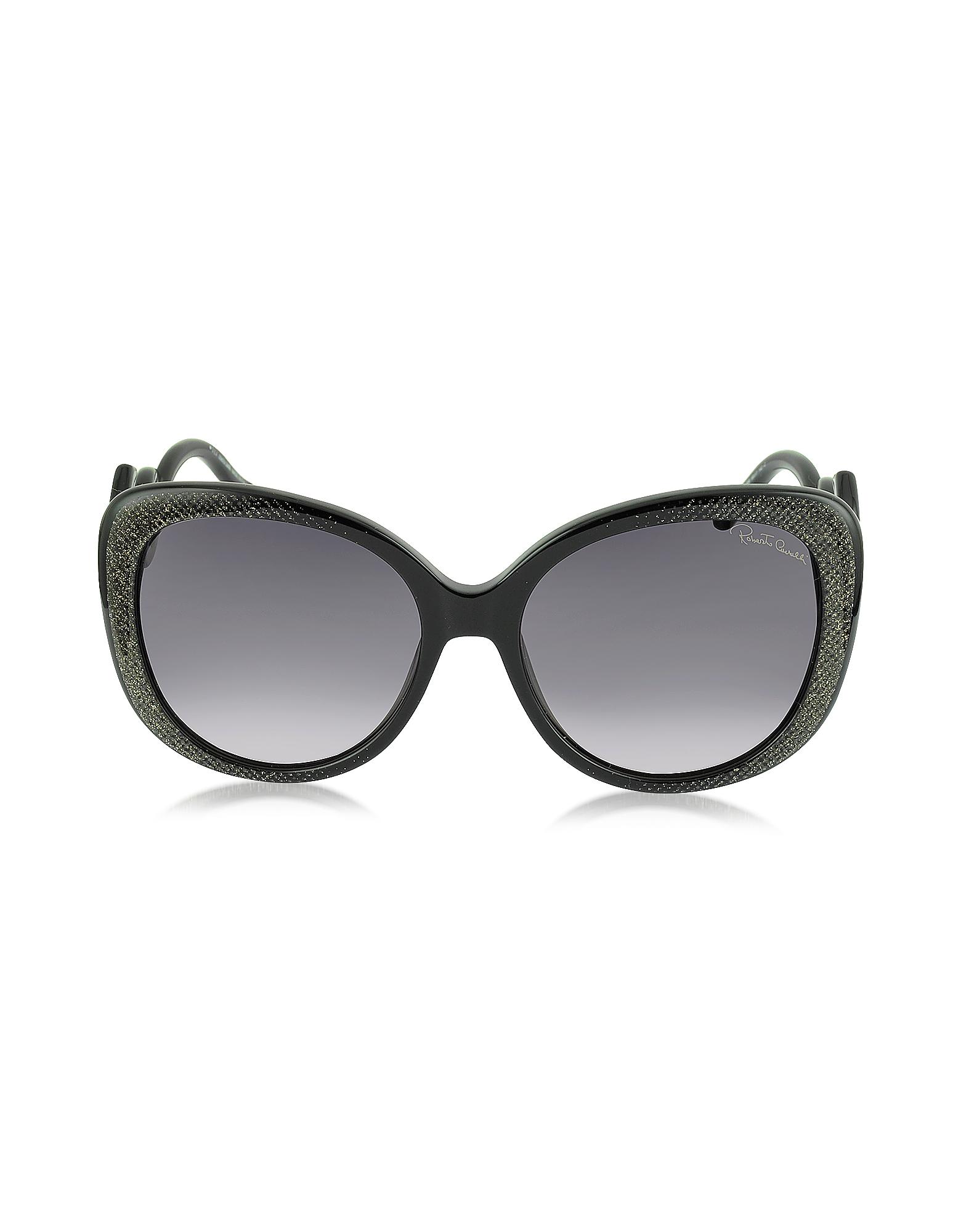 6855b3f74a Roberto Cavalli Sunglasses Snake Frame   United Nations System Chief ...