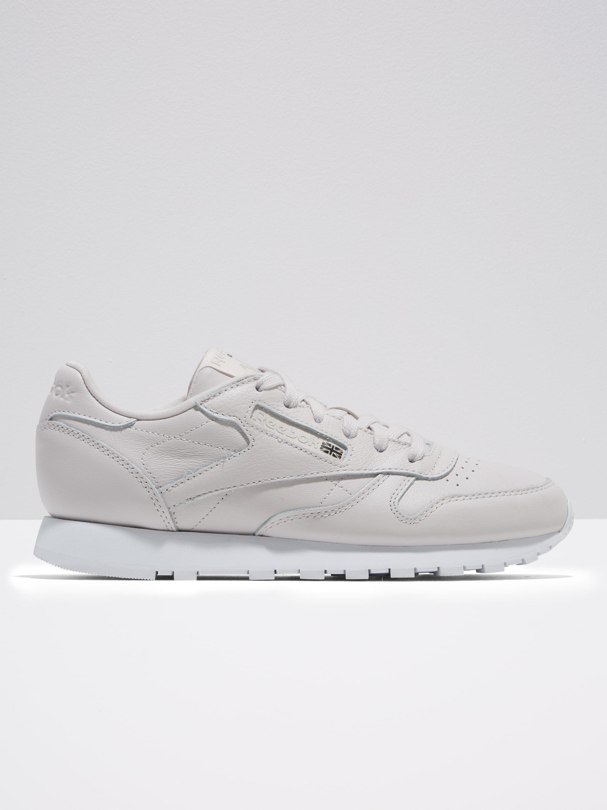 c11c3b3162624 Lyst - Frank And Oak Reebok Classic Leather X Face Stockholm In ...