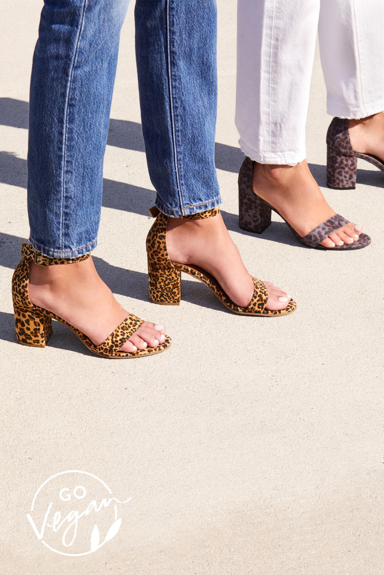 41f1dbee6c32 Lyst - Free People Vegan Block Party Heel By Matisse