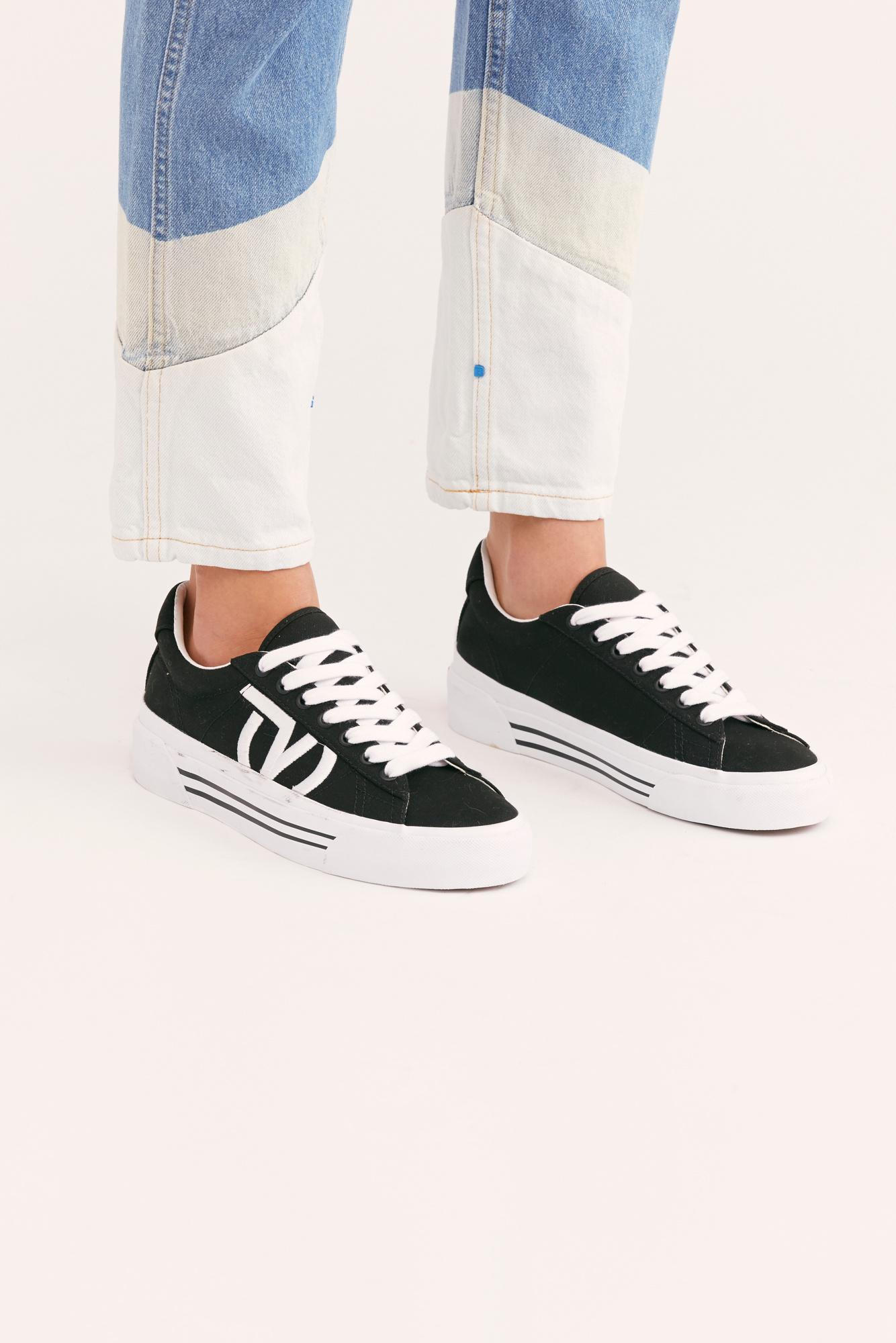 Sid Ni Platform Sneaker By Vans