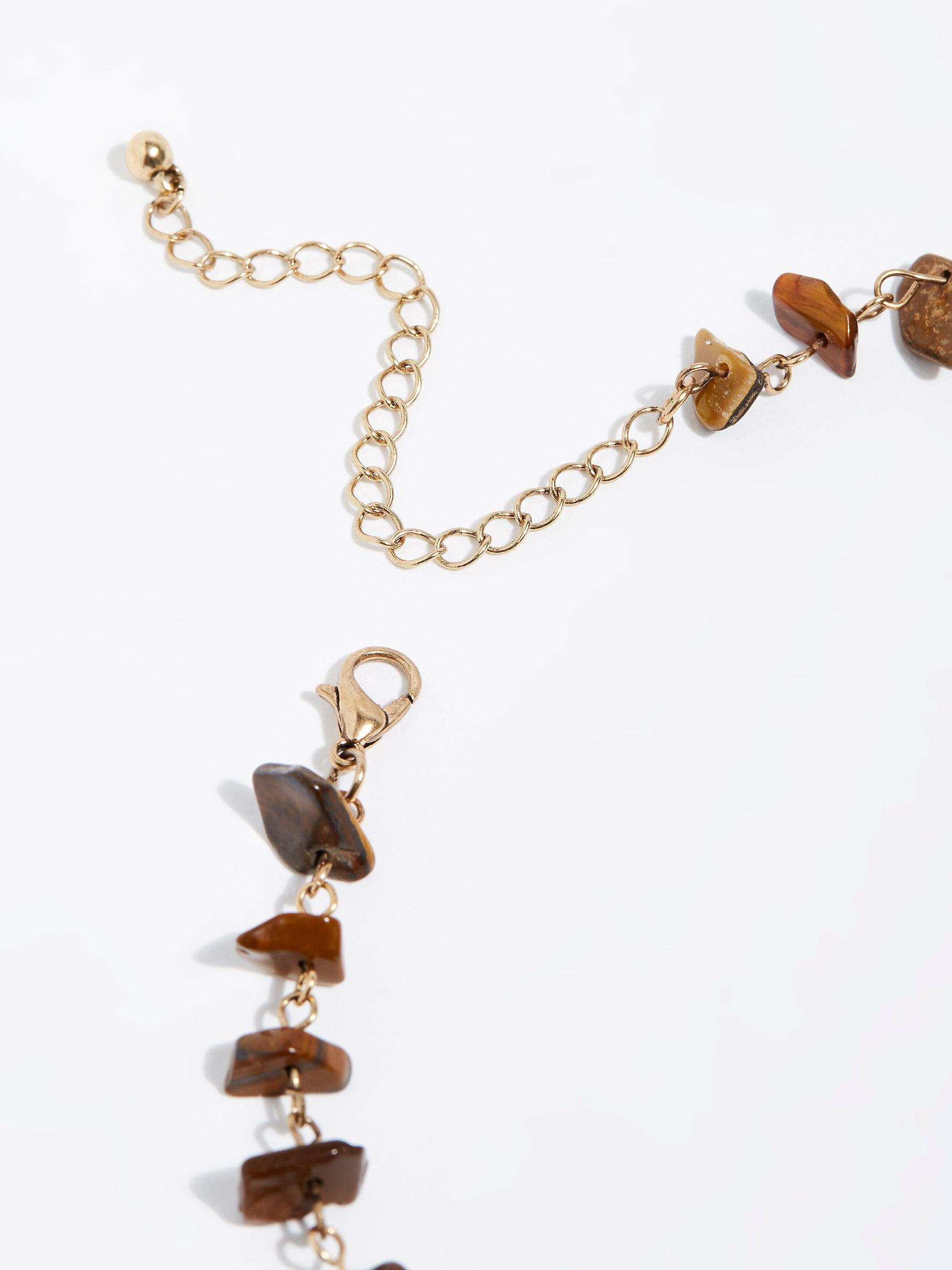 rta calcite pyrite raw necklace stone larsson m