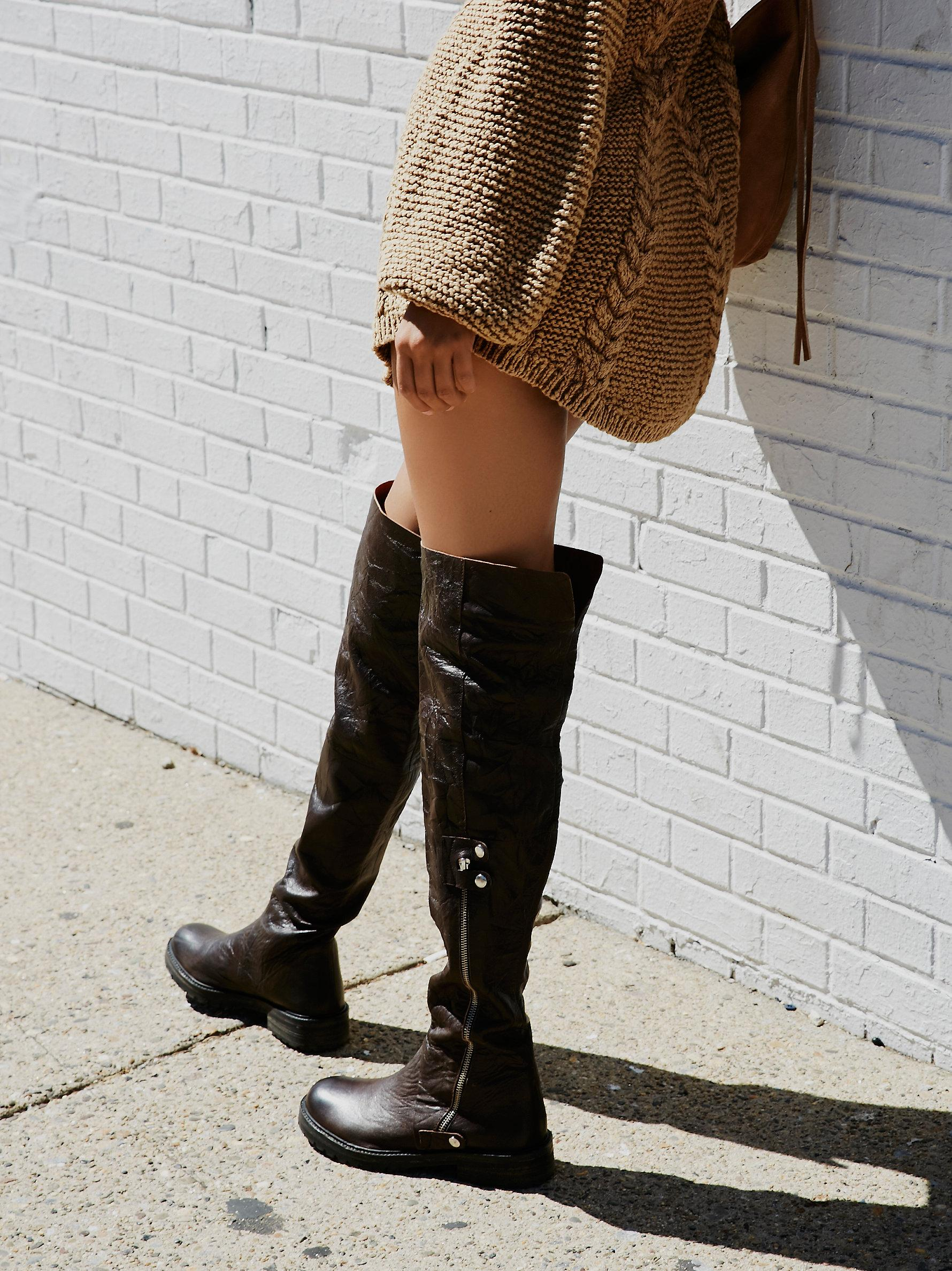 Free People Everly Tall Boot fGdPRBJzHe