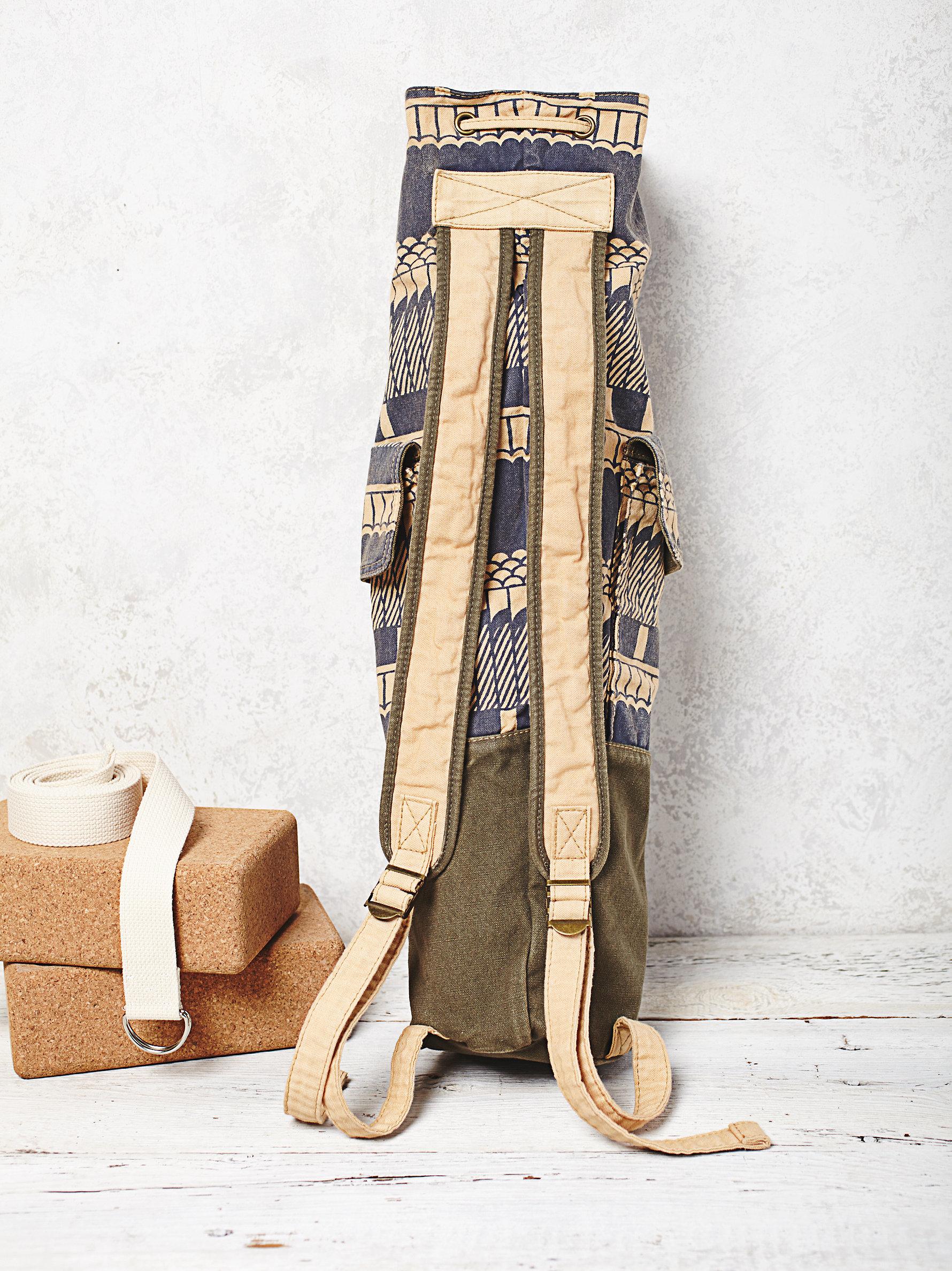 Lyst - Free People Cobra Yoga Bag 968f0fa00fc3a