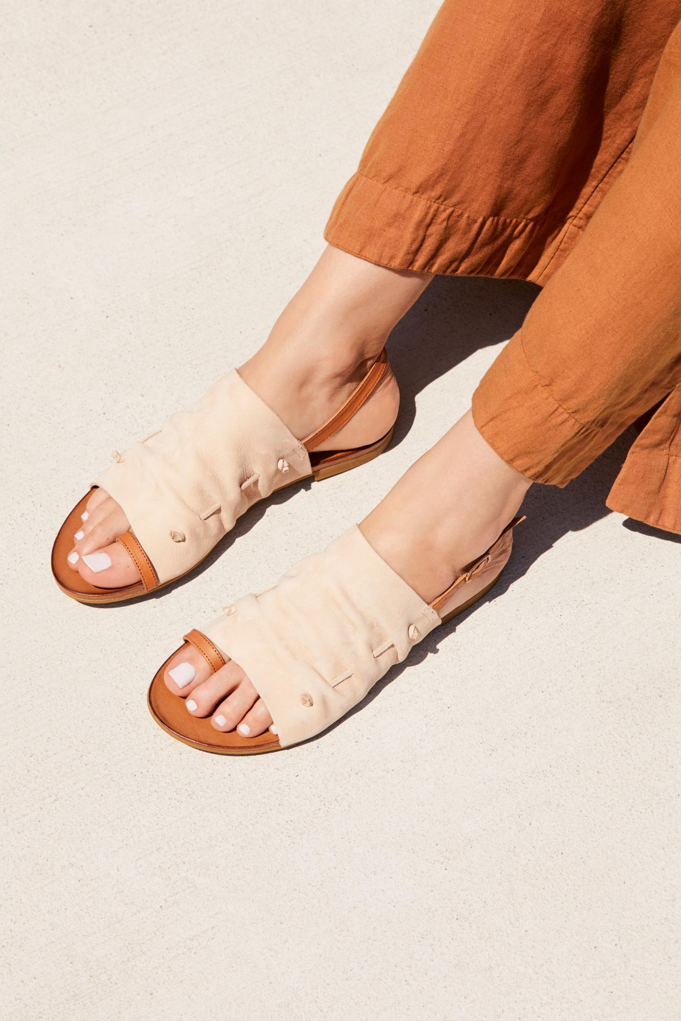 Lake House Sling Back Sandal By Inuovo