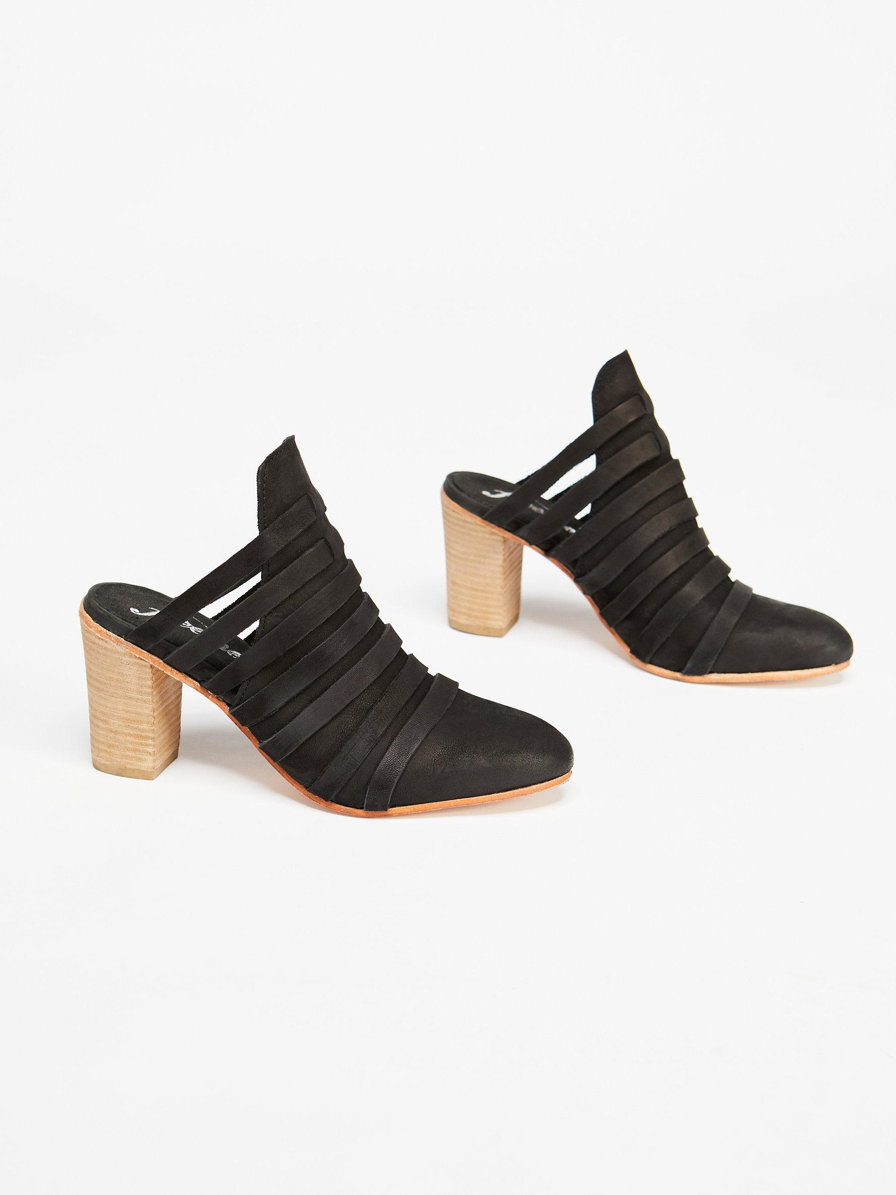 Free People Byron Strappy Heel Mules UizfTOgoiW
