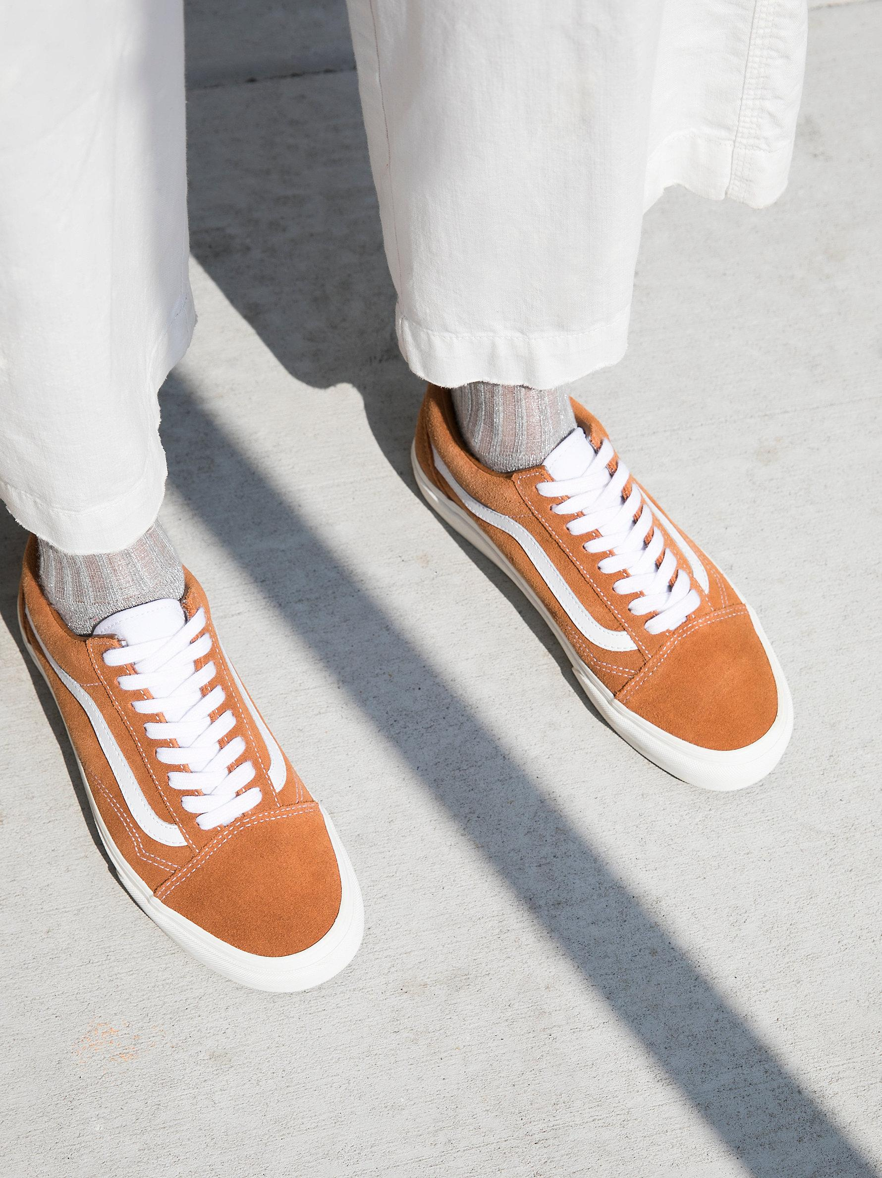 d63e8185655 Lyst - Free People Old School Retro Sport Sneaker