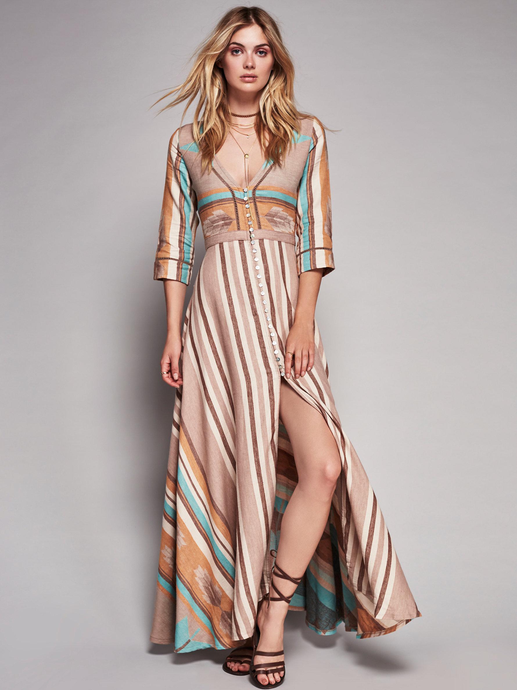 Mimi g maxi dress dillards – Woman best dresses