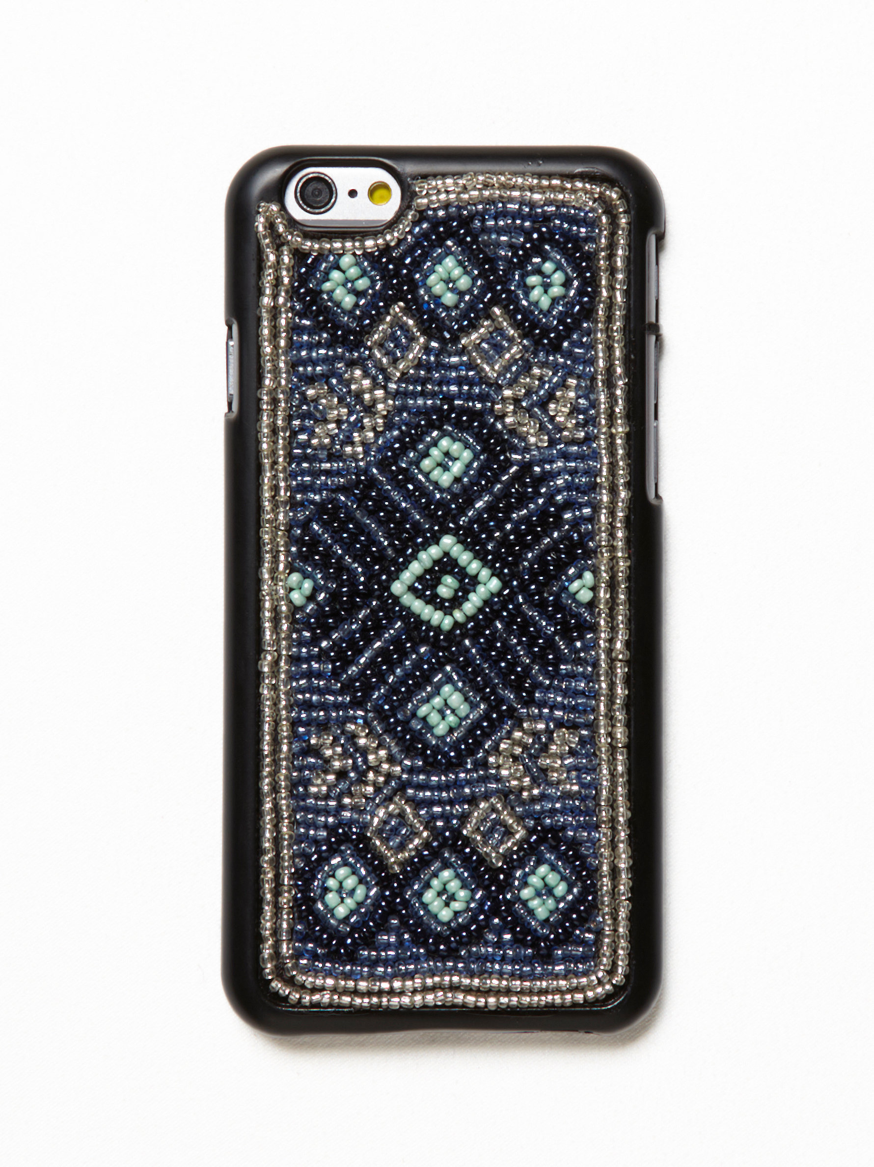 free people iphone case lyst free sungazer iphone in black 5941
