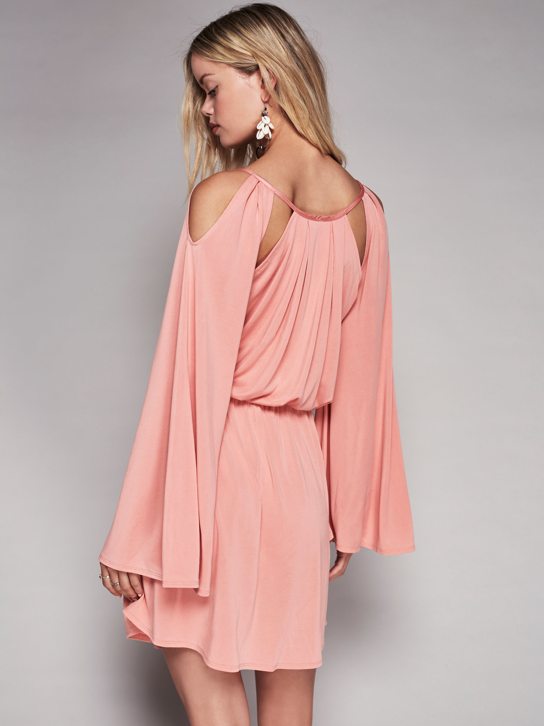 e221a03f5c4 Free People The High Road Mini in Pink - Lyst