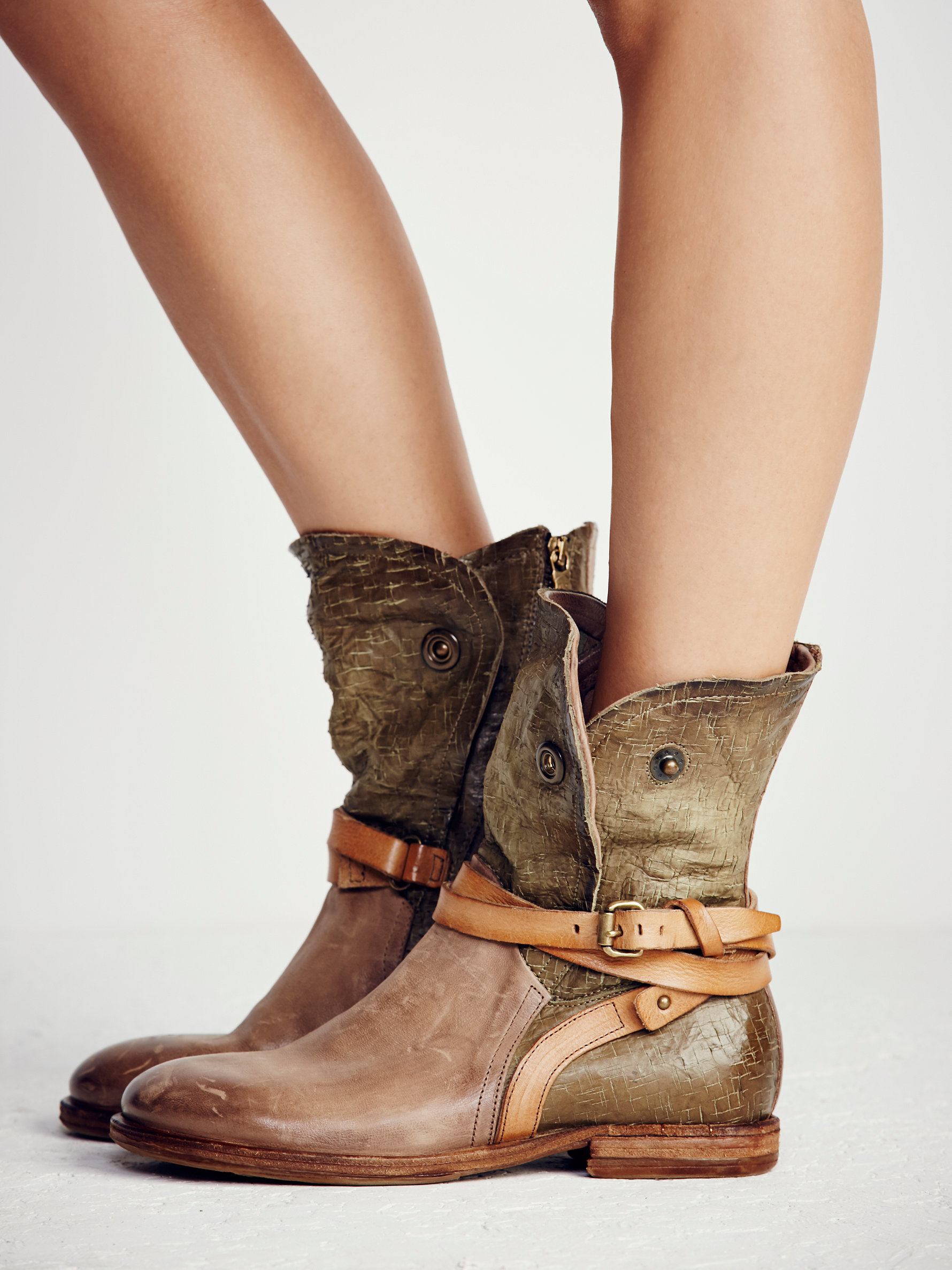 Free People Tyler Ankle Boot Lyst