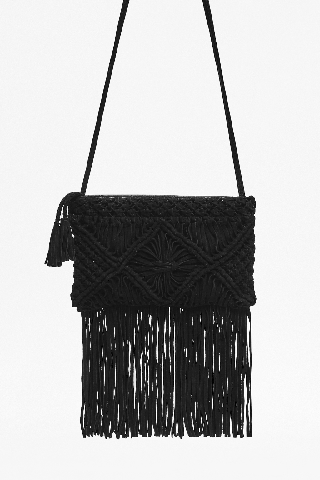 13f741fc6 Black Suede Fringe Bag Uk | Stanford Center for Opportunity Policy ...