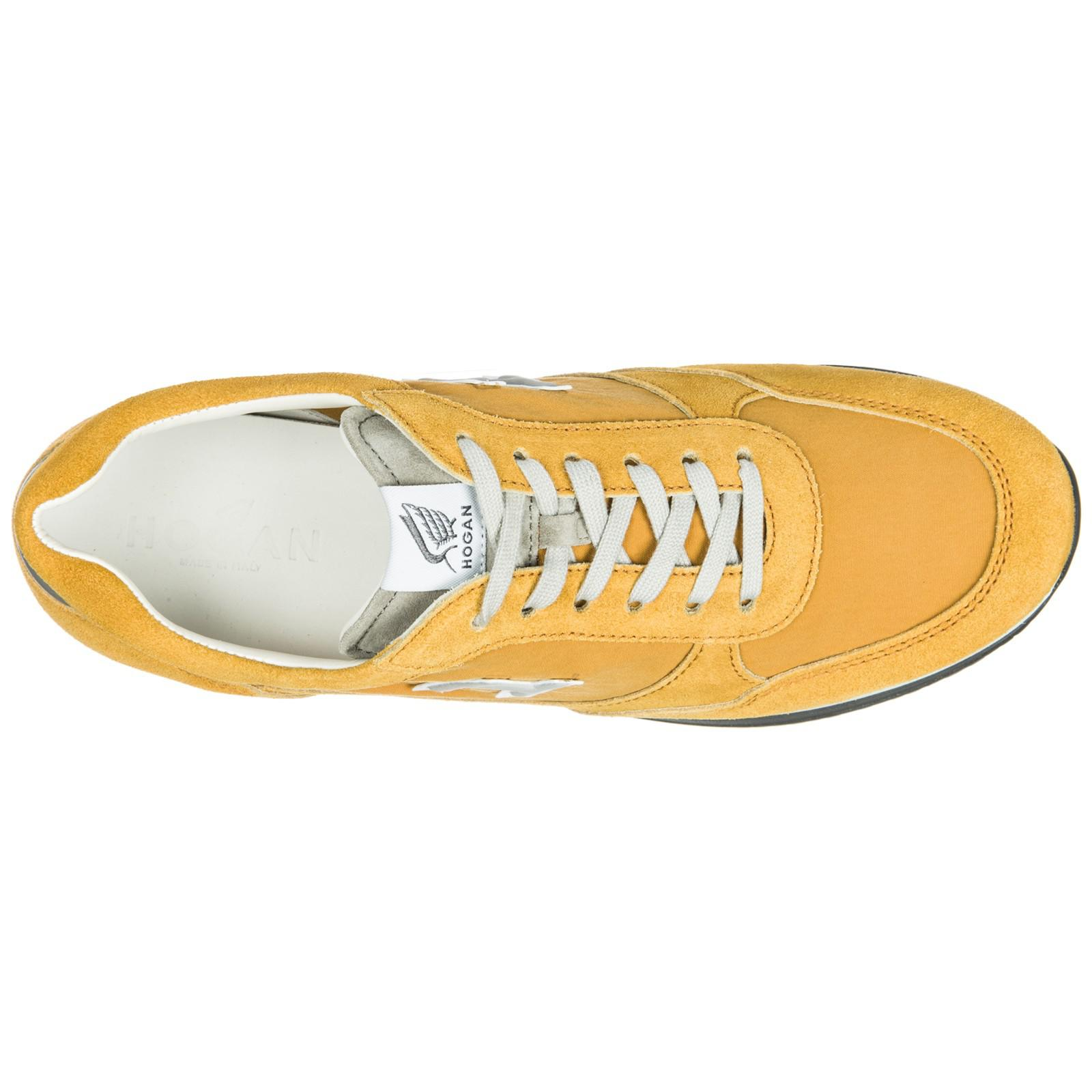 Hogan Shoes Suede Trainers Sneakers H198 Sport for Men - Lyst