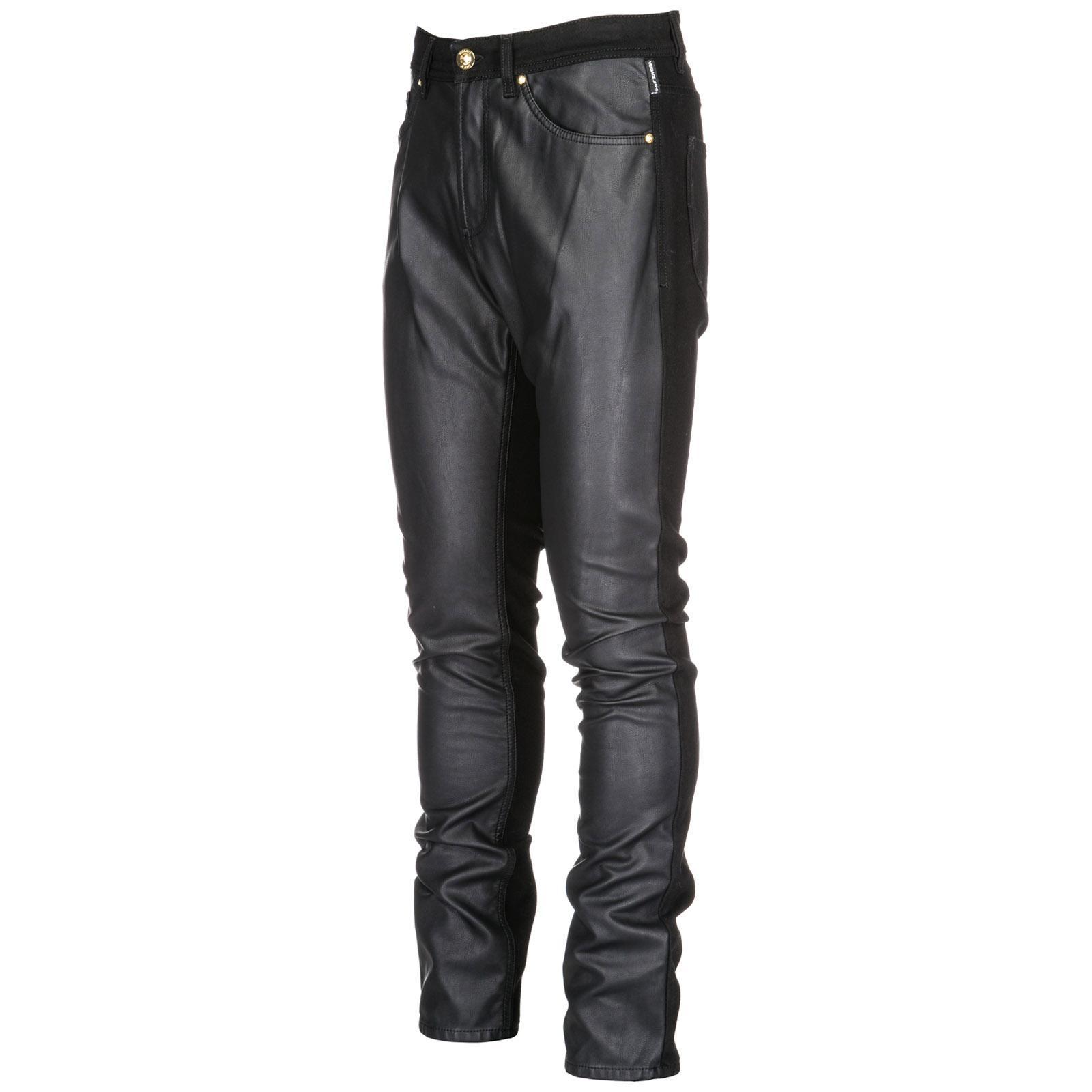 Versace Jeans Couture Men's Jeans Denim Slim in Nero (Black) for Men