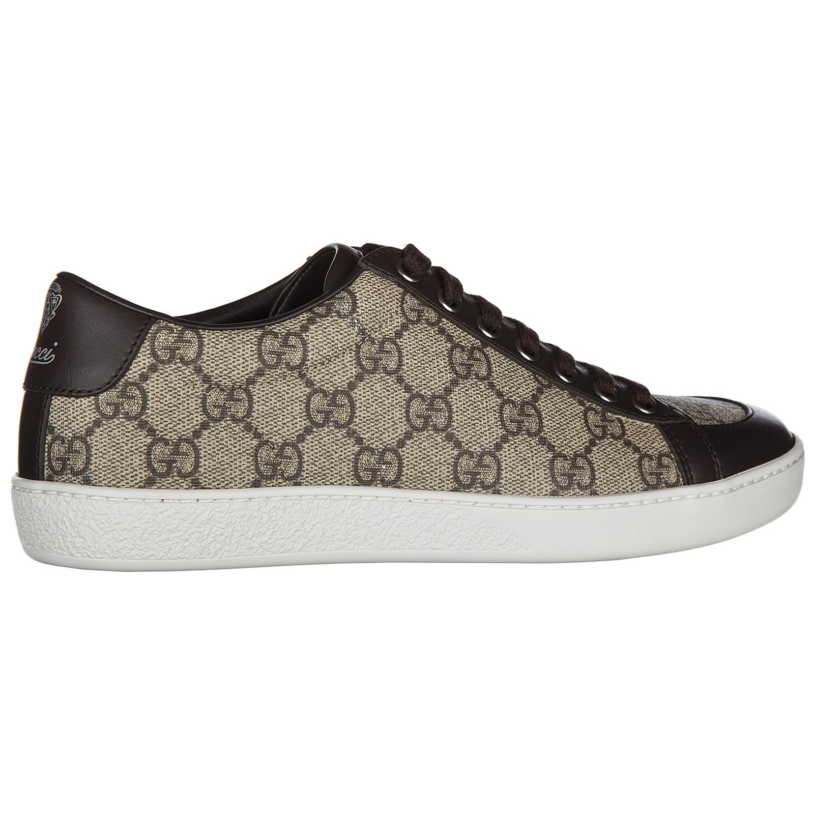 Gucci Leather Shoes Trainers Sneakers