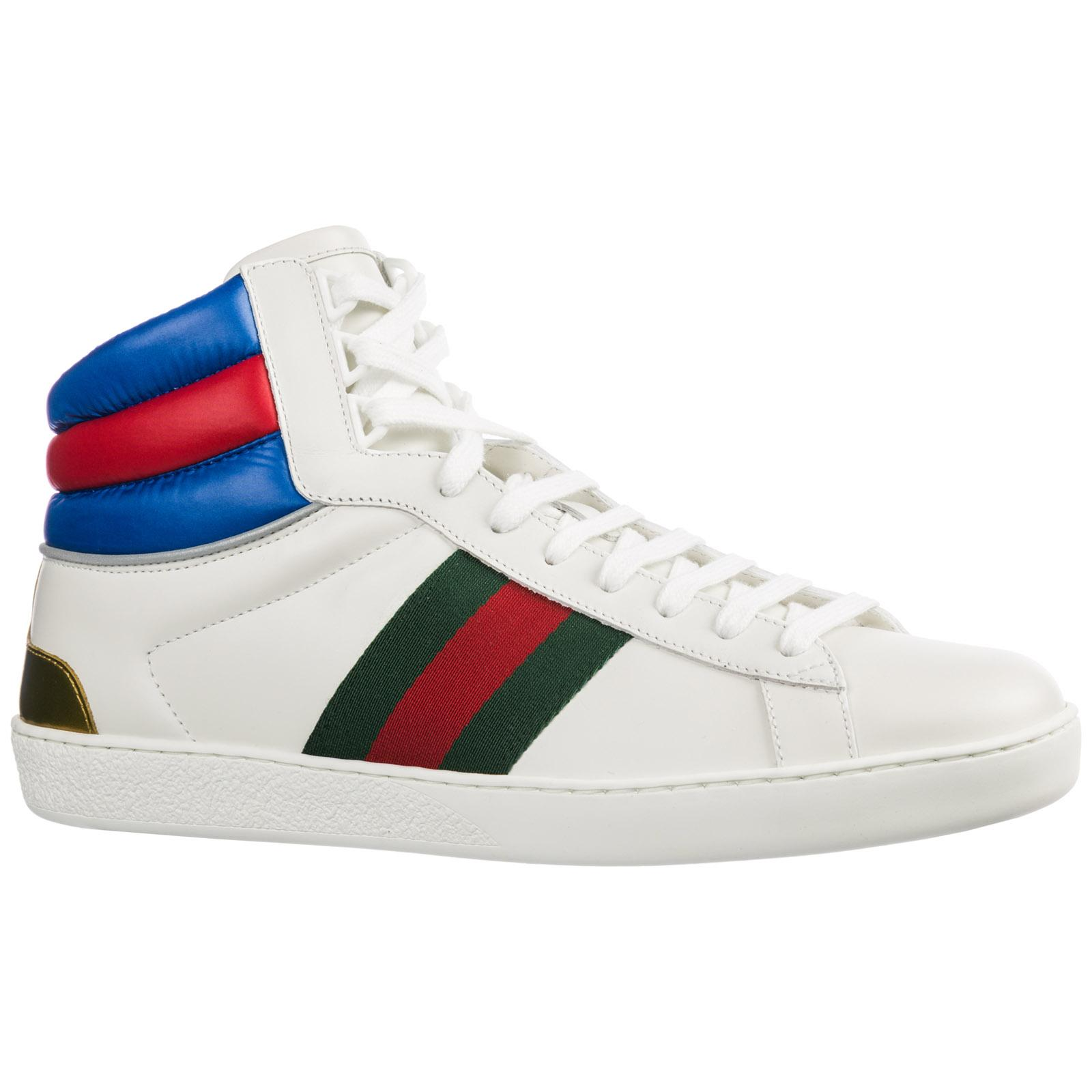 Ace High Top Sneakers