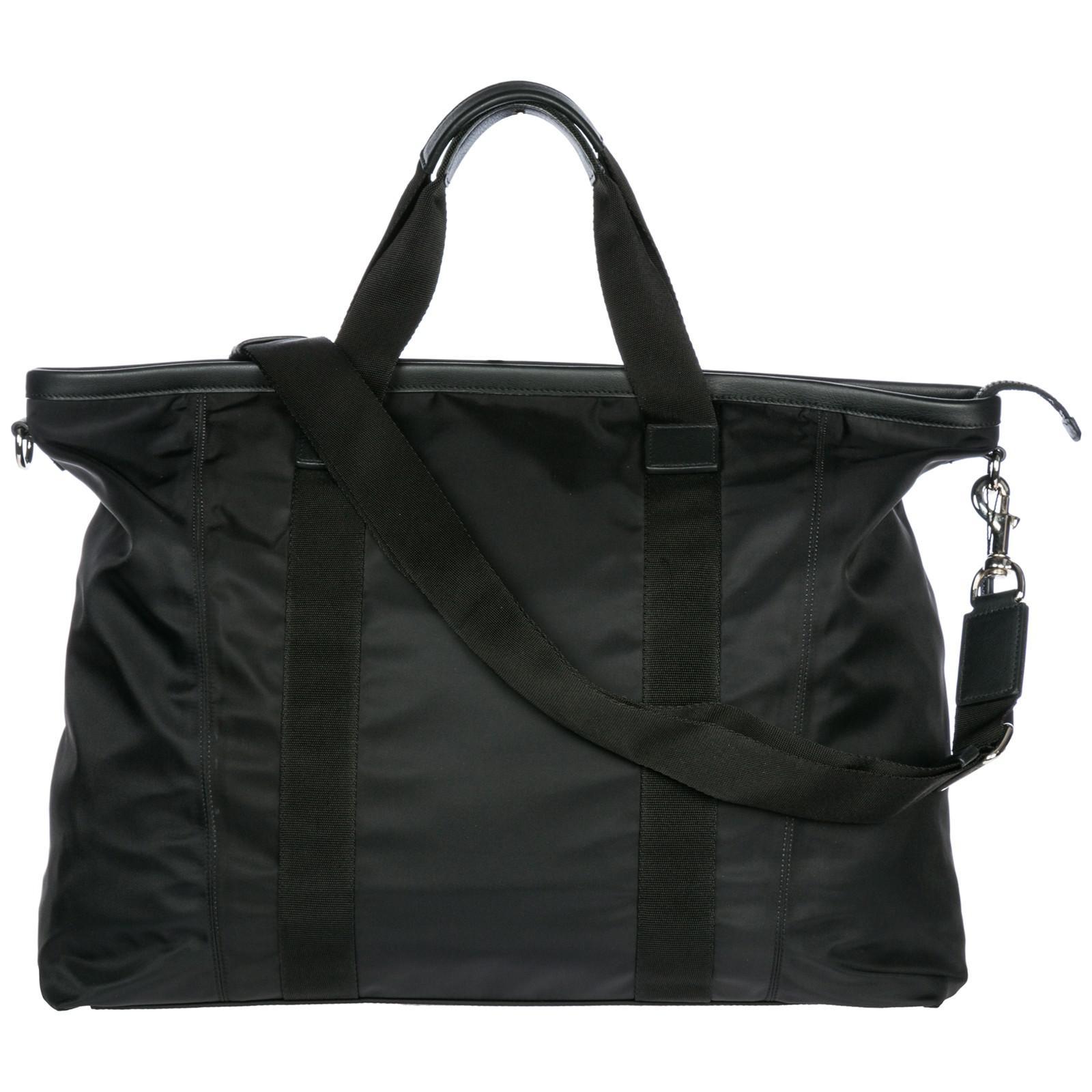 Dolce   Gabbana - Black Bag Handbag Shopping Tote - Lyst. View fullscreen d608ba9c58c29