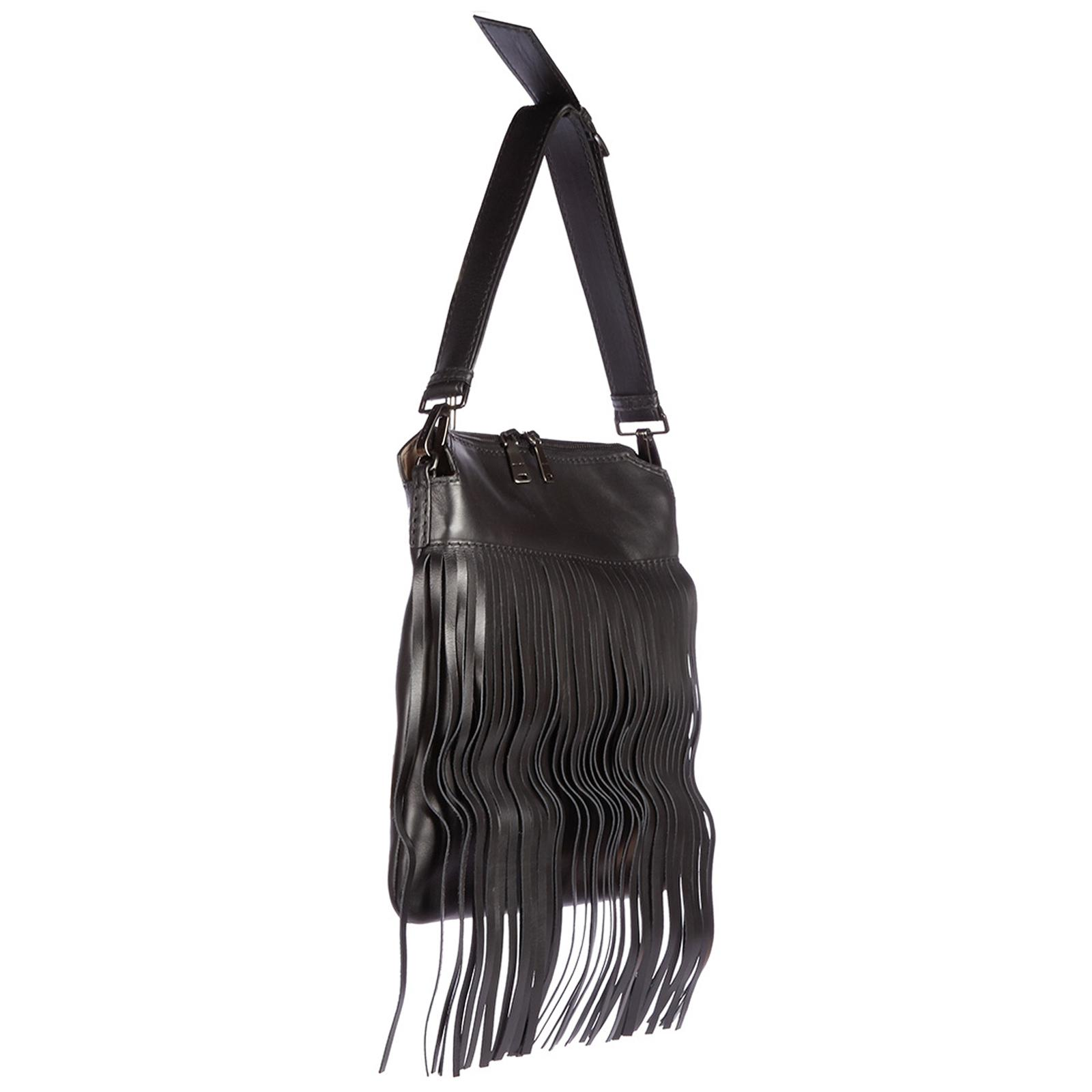 c6b7043ad775 Gallery. Previously sold at  FRMODA · Women s Fringed Bags Women s Miu Miu  Shoulder ...