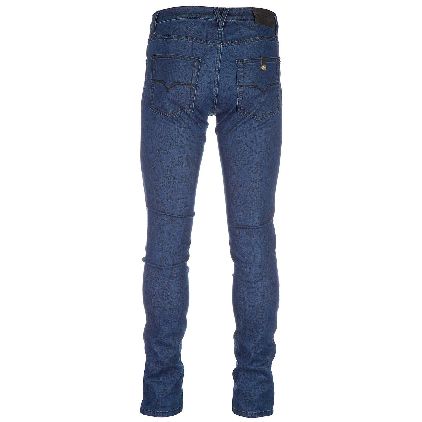 Versace Jeans Couture Jeans Denim Skinny in Blue for Men