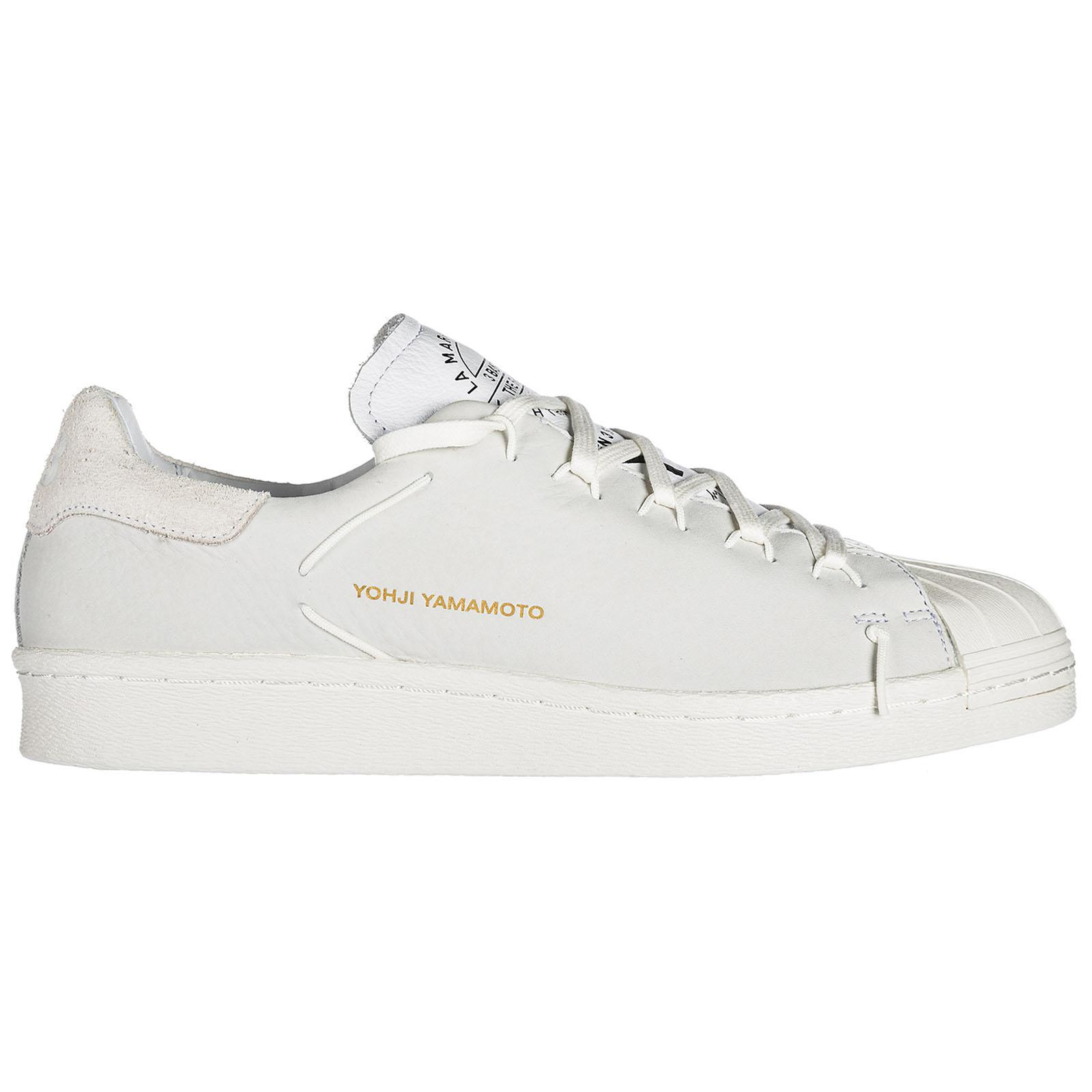 lowest price 0cea5 6f59c Y-3 Shoes Trainers Sneakers Super Knot in White for Men - Lyst