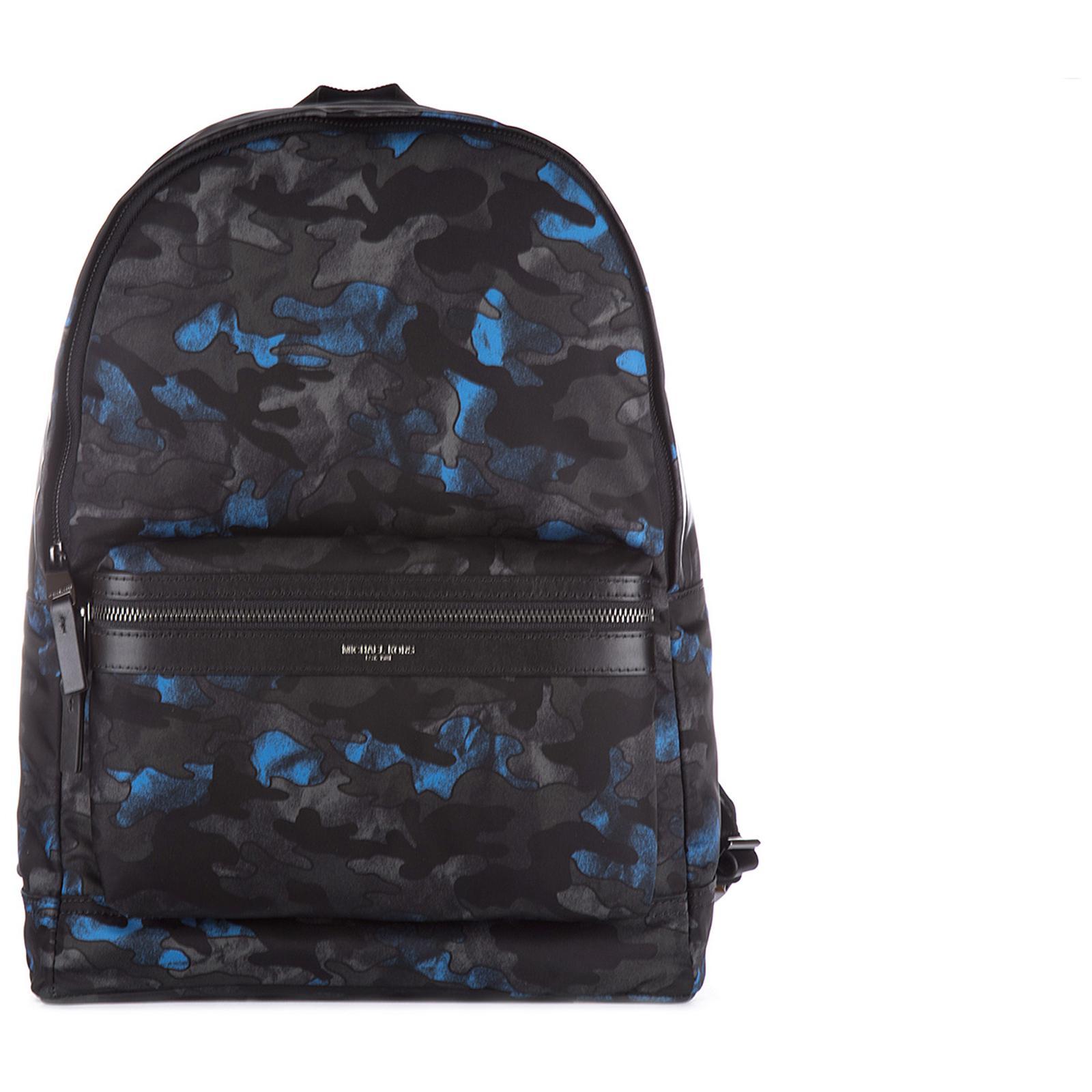 853b1196c105 Lyst - Michael Kors Nylon Rucksack Backpack Travel Kent