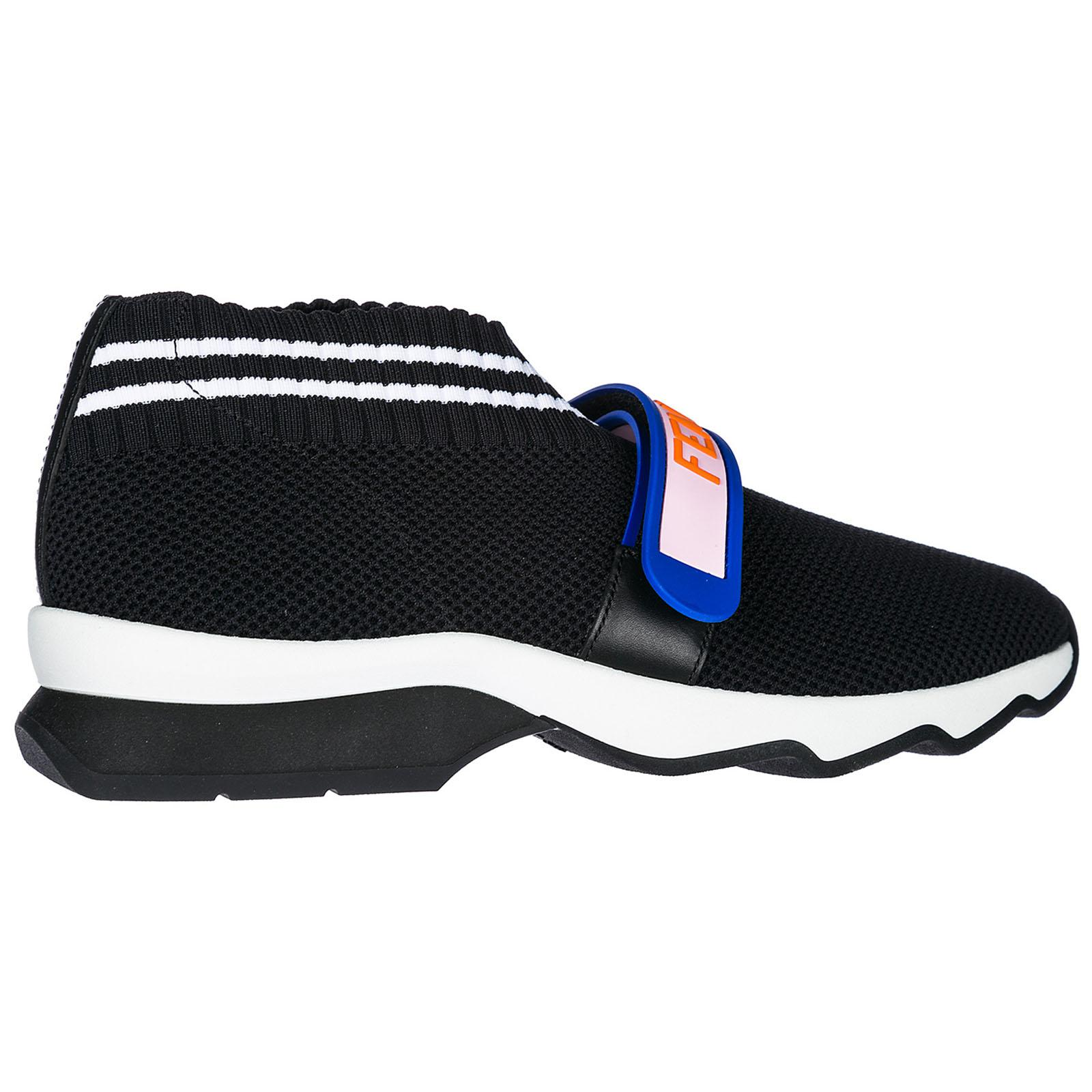 Fendi Shoes Trainers Sneakers in Nero (Black)