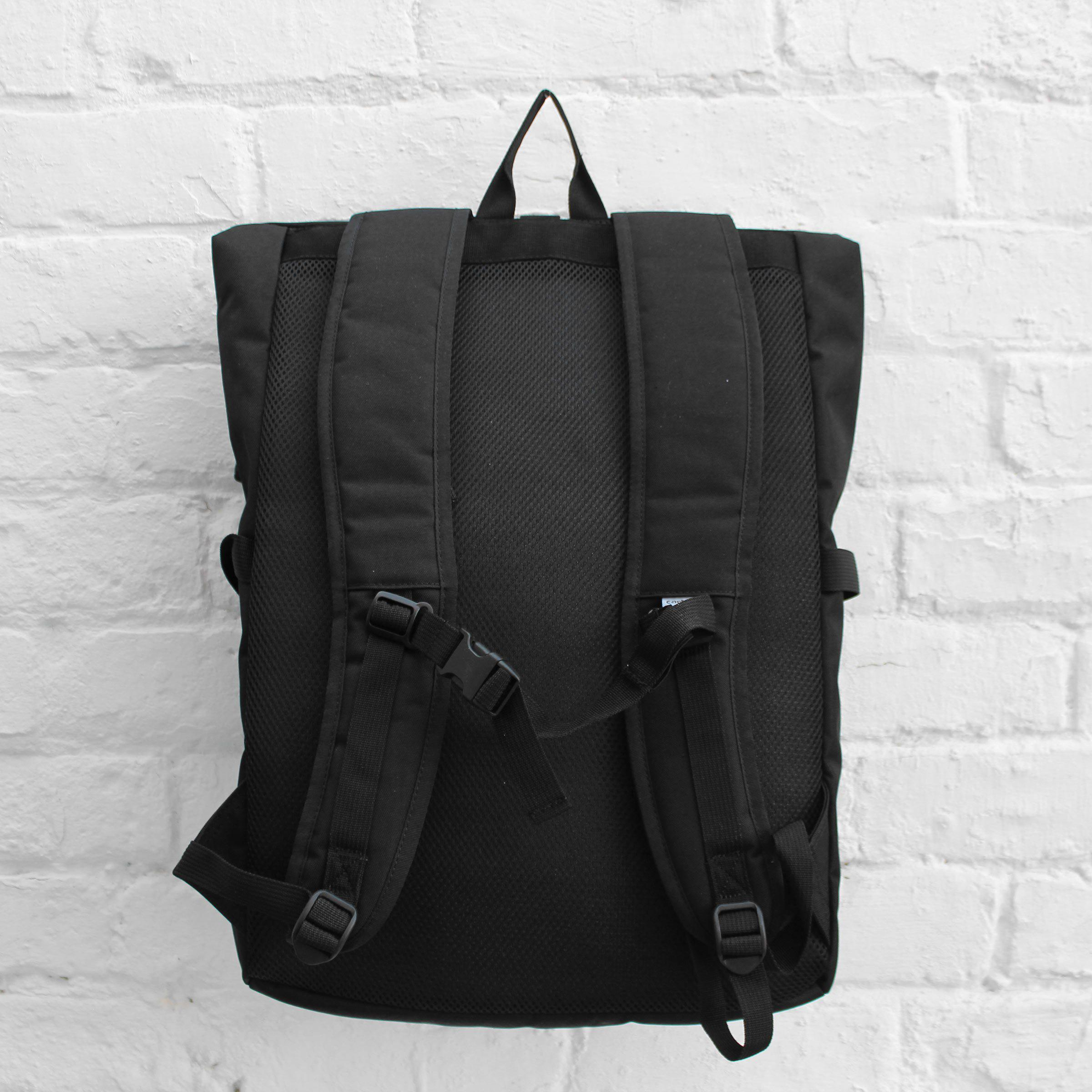 5ef5f9487e Carhartt Wip Phil Backpack in Black for Men - Lyst