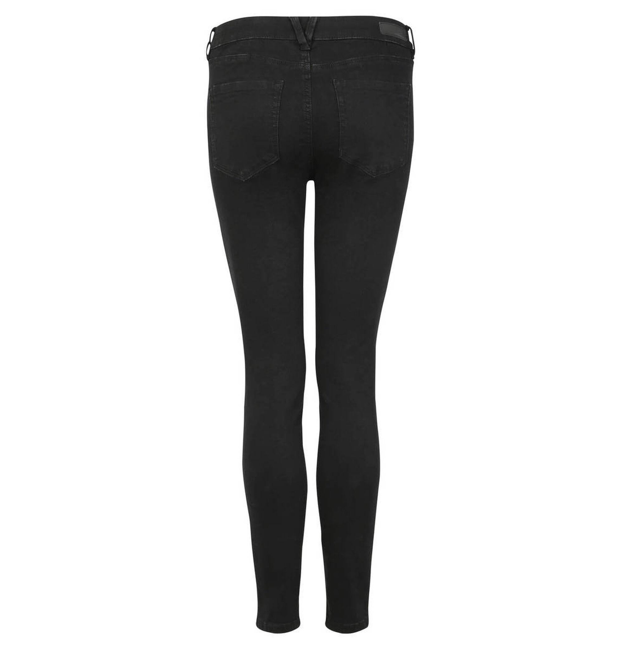 "Tom Tailor Denim Jeans ""Nela"" in Schwarz GF3aD"
