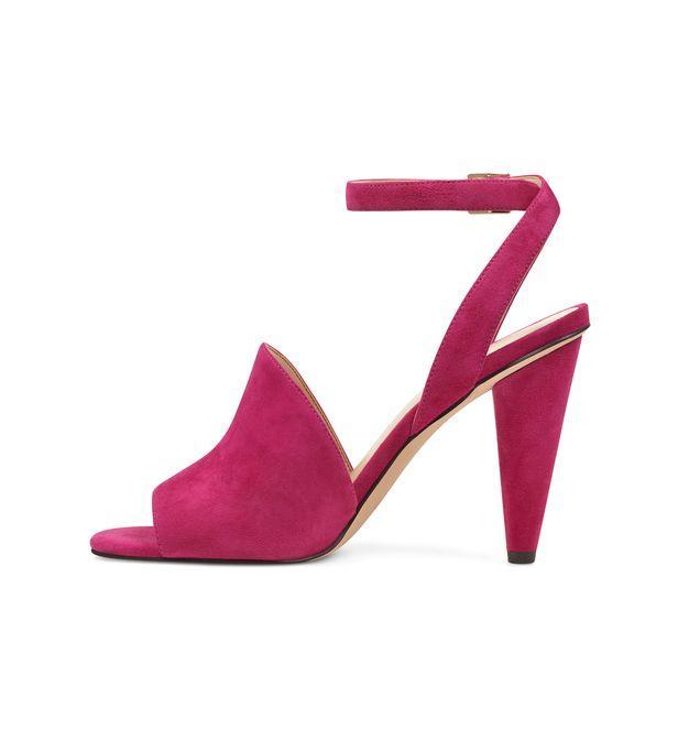 Sandales Quilty Nine West en coloris Rose