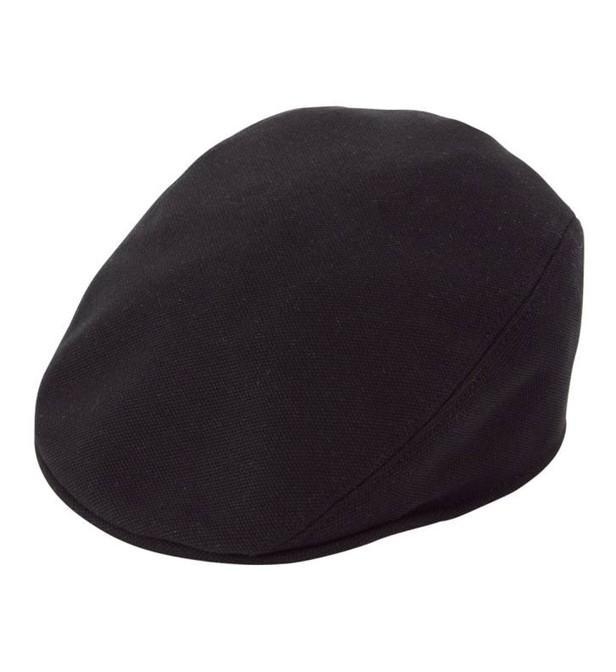 1419360343 Casquette plate piqué uni Lacoste pour homme en coloris Noir - Lyst