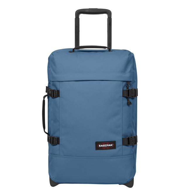 c77e7967cb Eastpak - Blue Valise souple Tranverz S July Seasonnals 2R 50 cm for Men -  Lyst. Afficher en plein écran