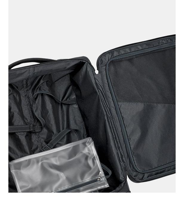 Valise souple cabine Action extensible 4R 55 cm Synthétique Roncato pour homme en coloris Noir
