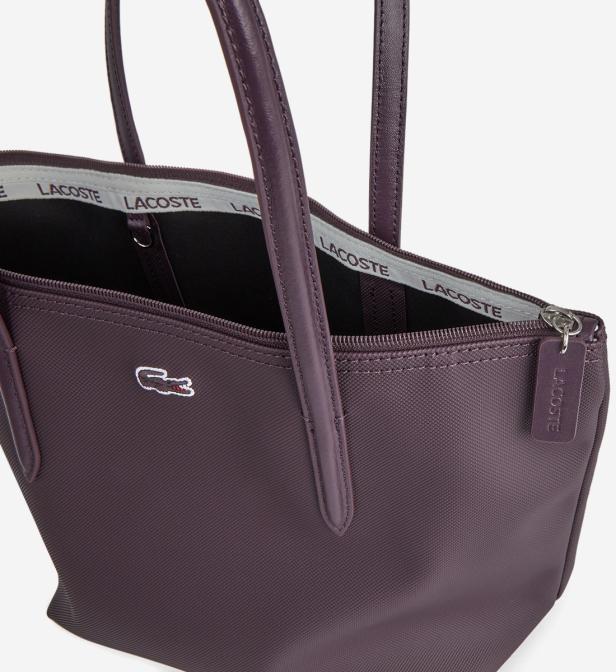 Ftqx64dnw Coloris Sac Shopping En Violet Concept Lacoste Lyst t6xwq7v6