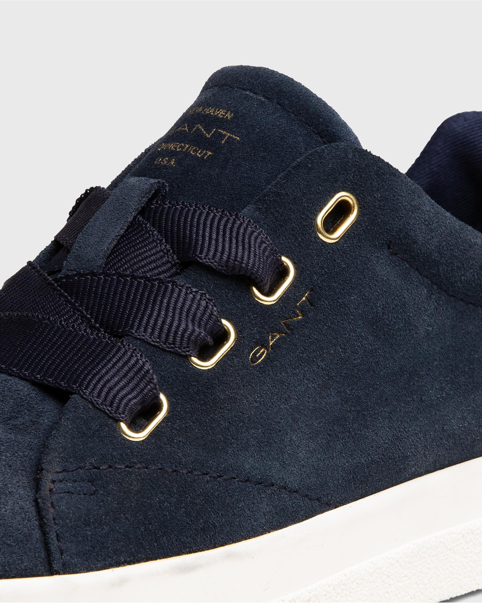 GANT Aurora Low Lace Shoes in Marine