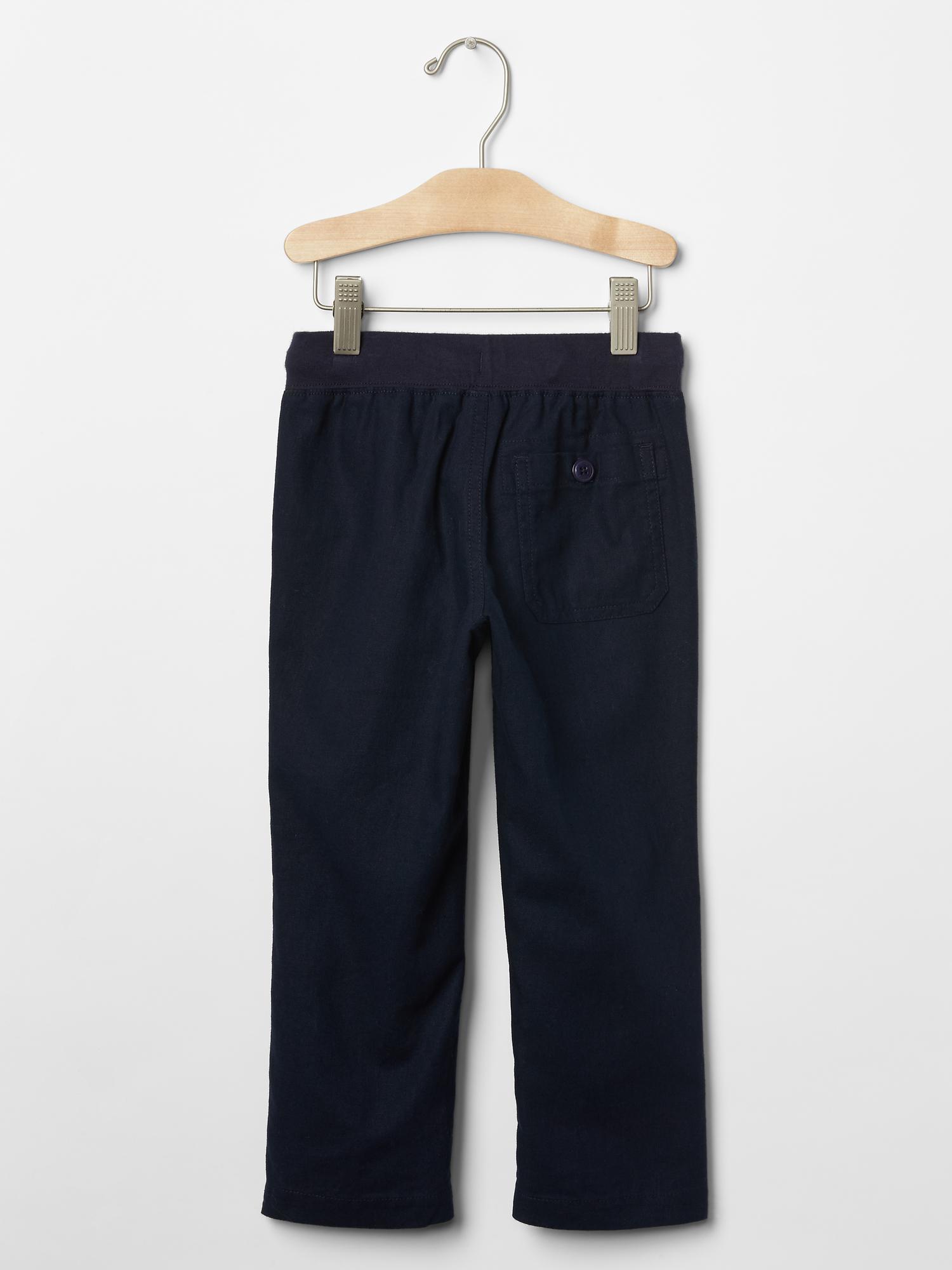 Amazing Gap Women 1969 Sateen Denim Jogger Pants  Shop Your Way Online