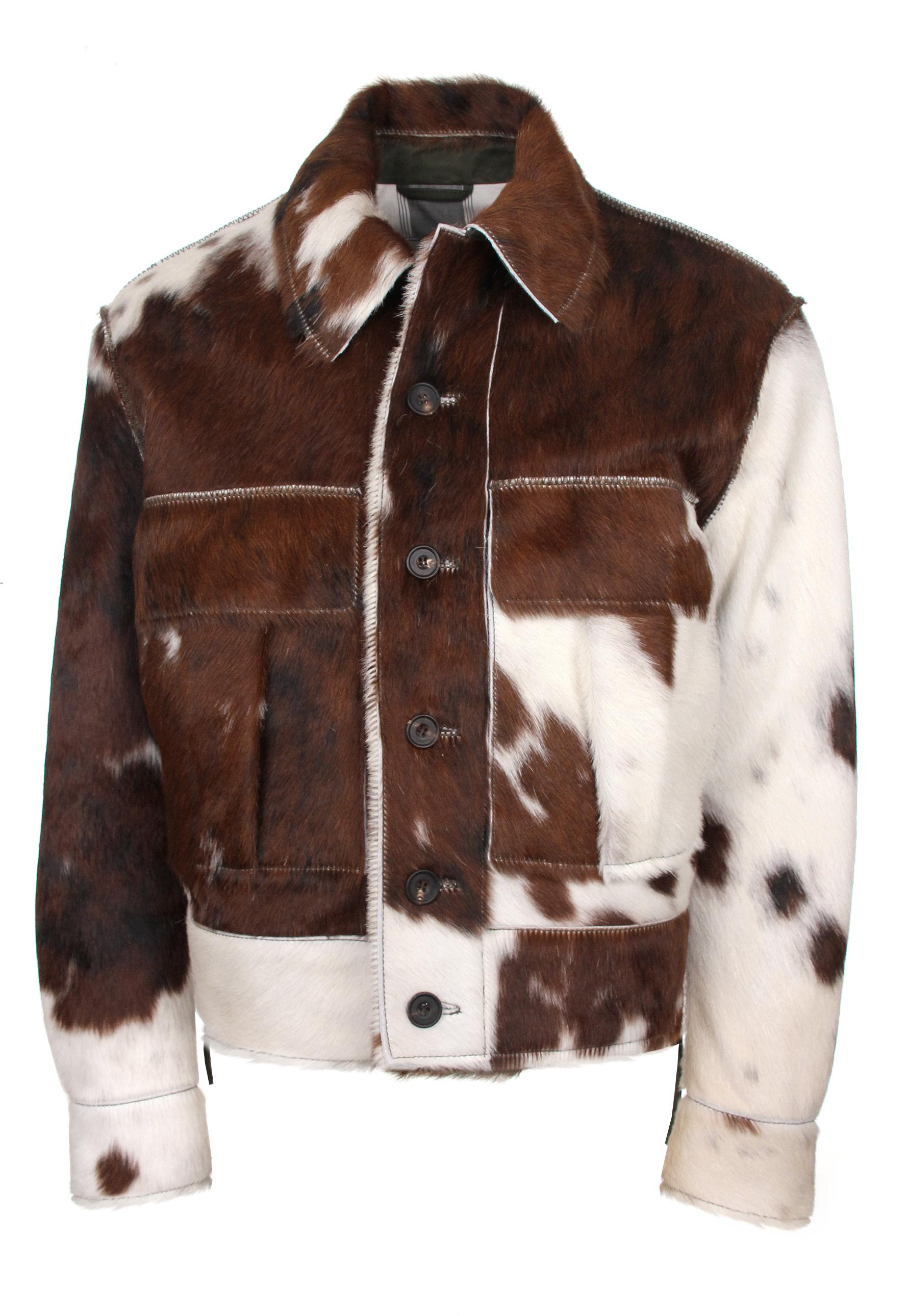 Lyst - Vivienne Westwood Cowskin Leather Thrasher Jacket
