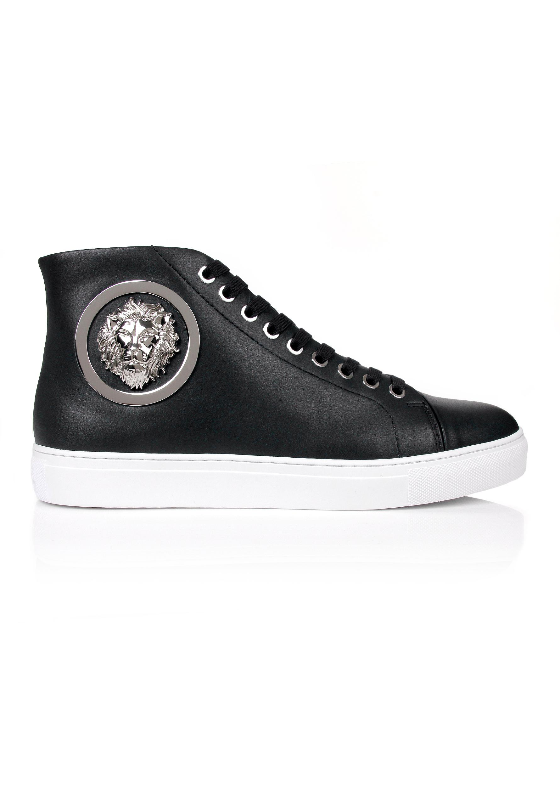 Versus Versace High-top trainers - black/light gold 8N41H2