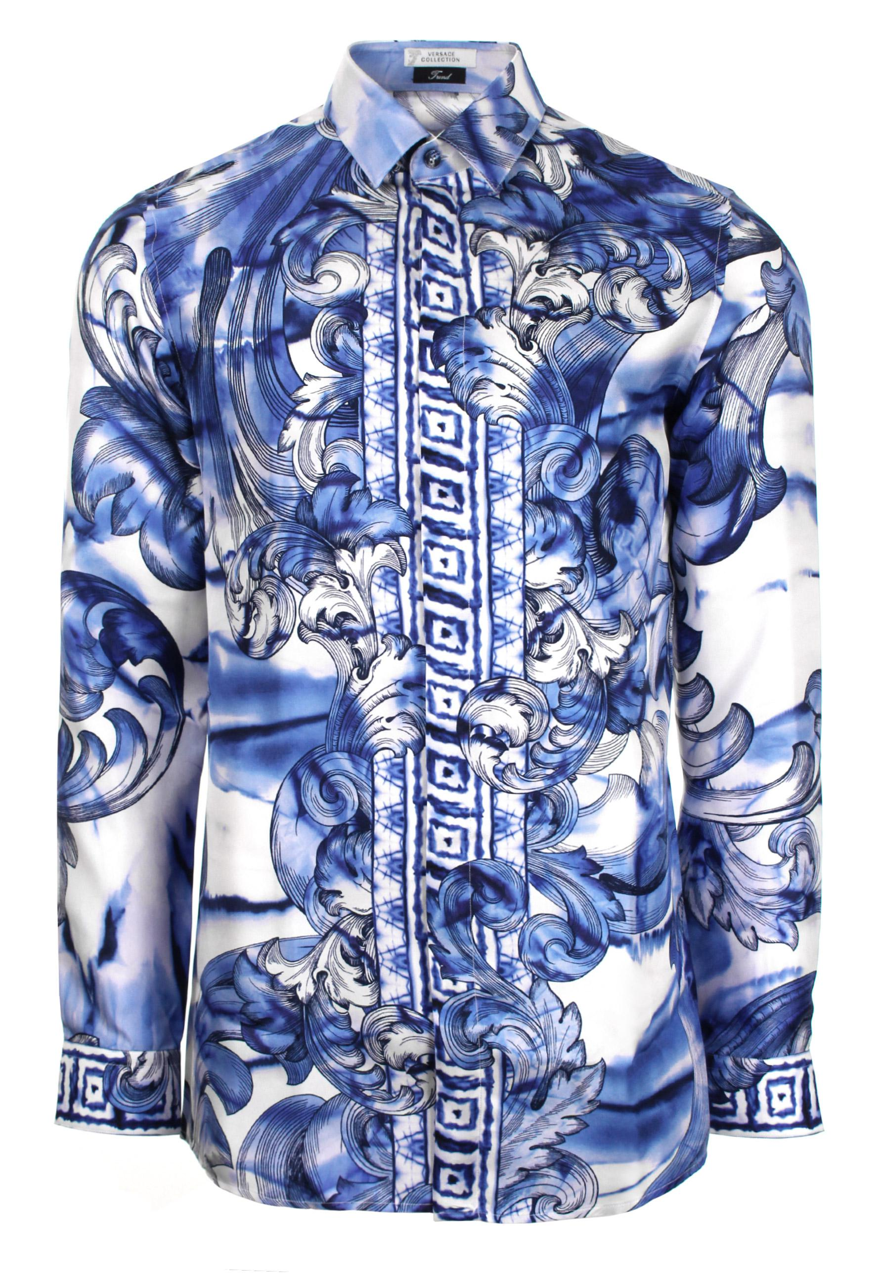 54b589c6 Gallery. Previously sold at: Garment Quarter · Men's Versace Baroque