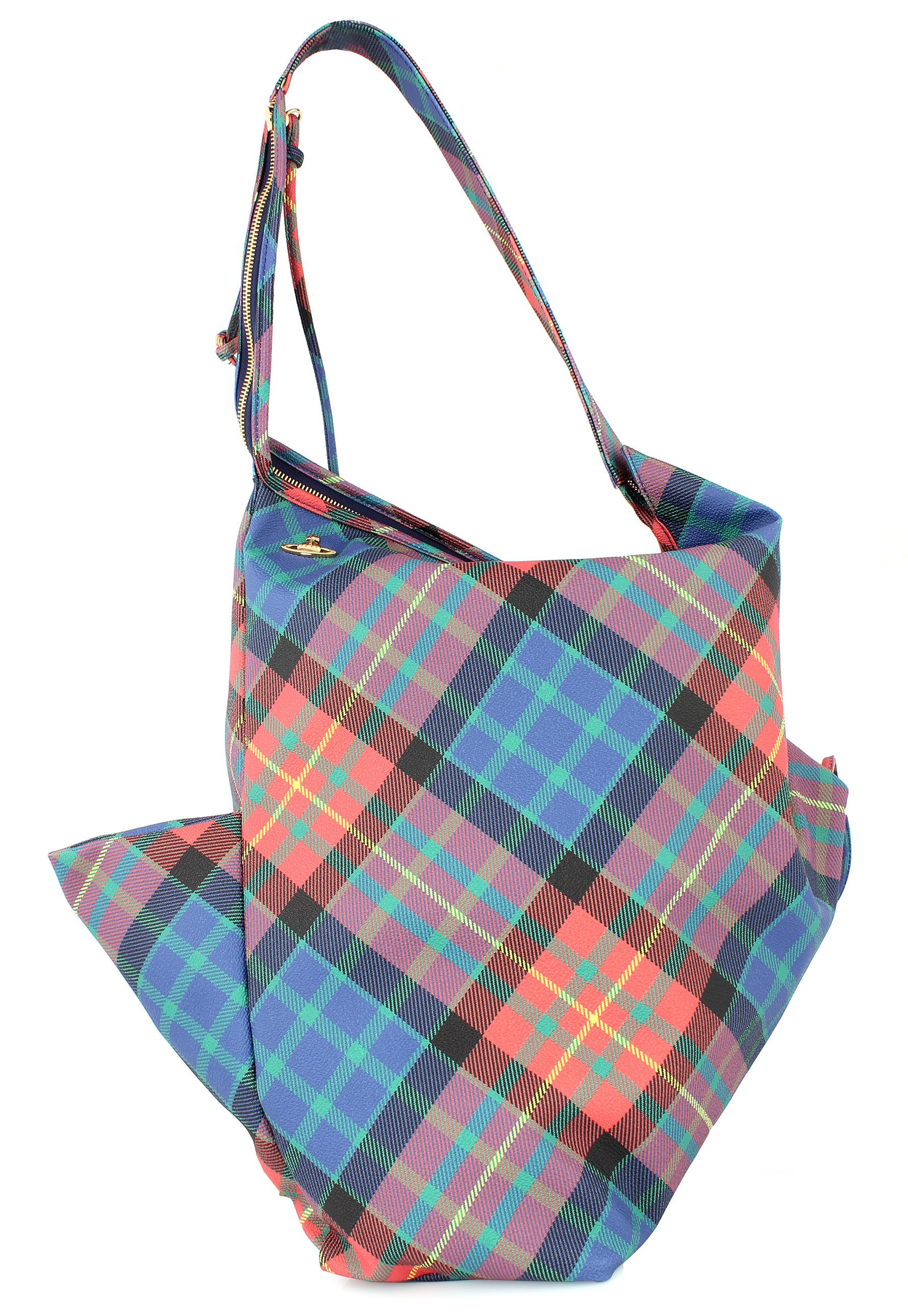 19ce017730 Lyst - Vivienne Westwood Derby 7112 Vivienne's Bag Mac Charles in Blue