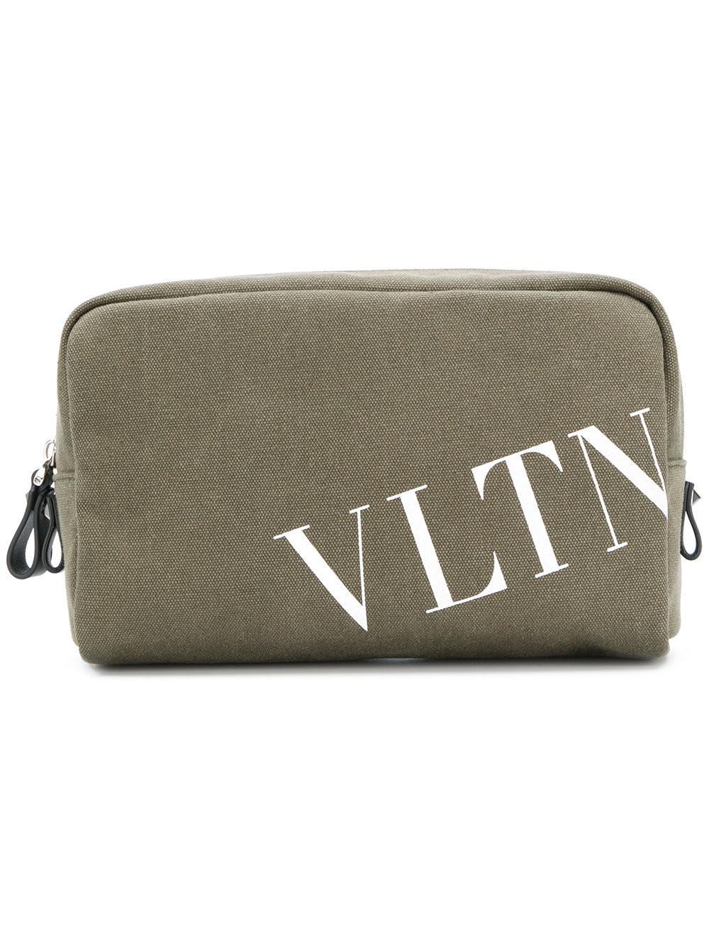 Commander En Ligne Valentino Logo-print Sac De Lavage De Toile Livraison Gratuite Moins Cher Livraison Gratuite Sast Jeu Manchester zsxlvOnP