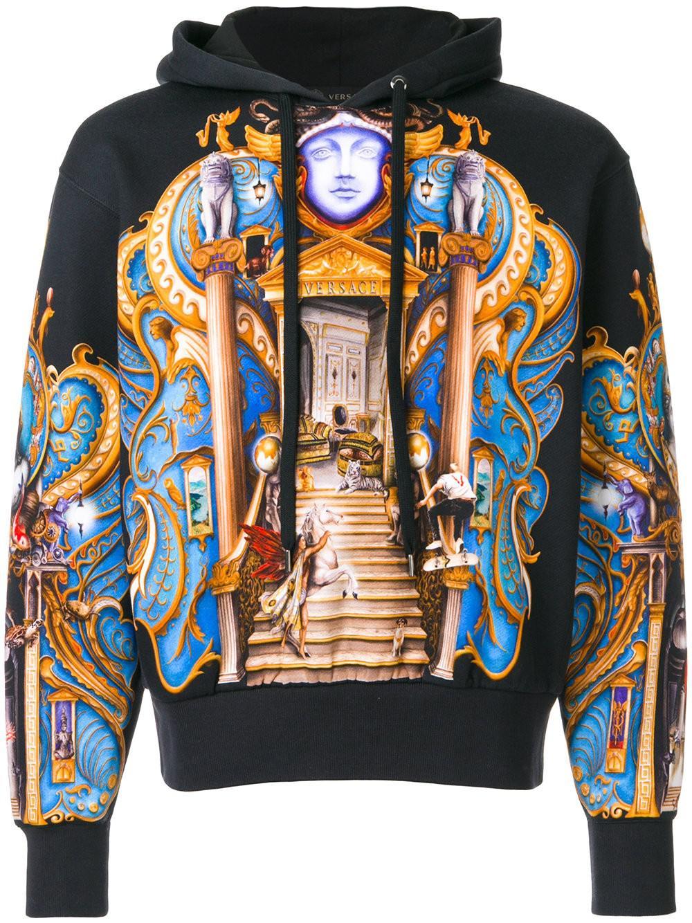 Versace hoodie