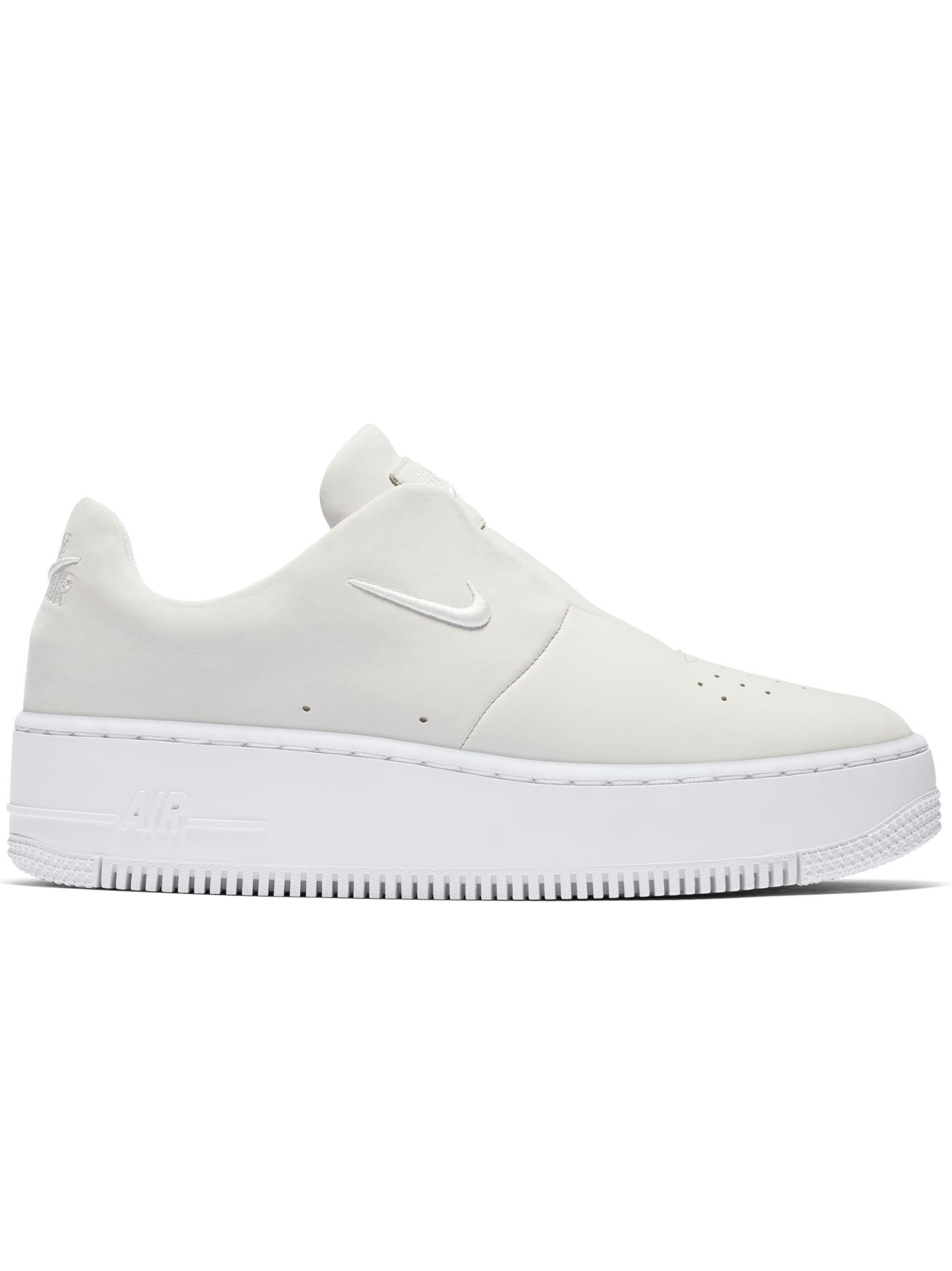 Nike. Women's White Trainers Air Force 1 ...