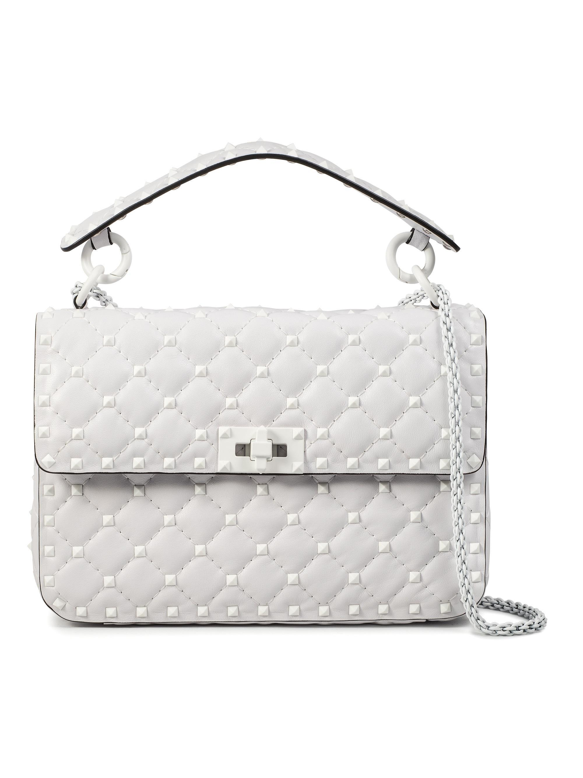 73cd7ea3a0 Gallery. Previously sold at: GENTE Roma · Women's Valentino Rockstud Bags