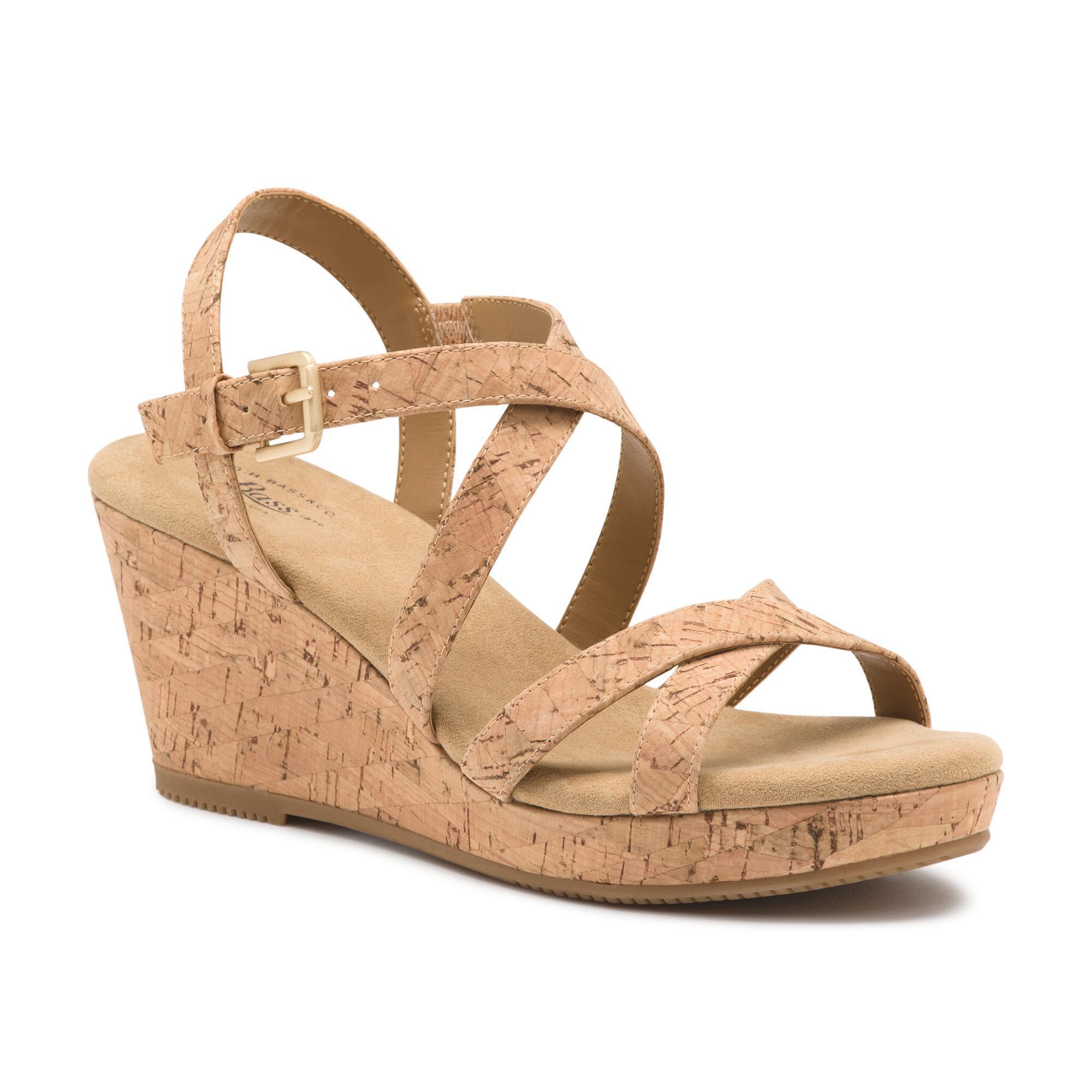 com sandals faded women ip comforter wedge comfort s walmart sandal glory