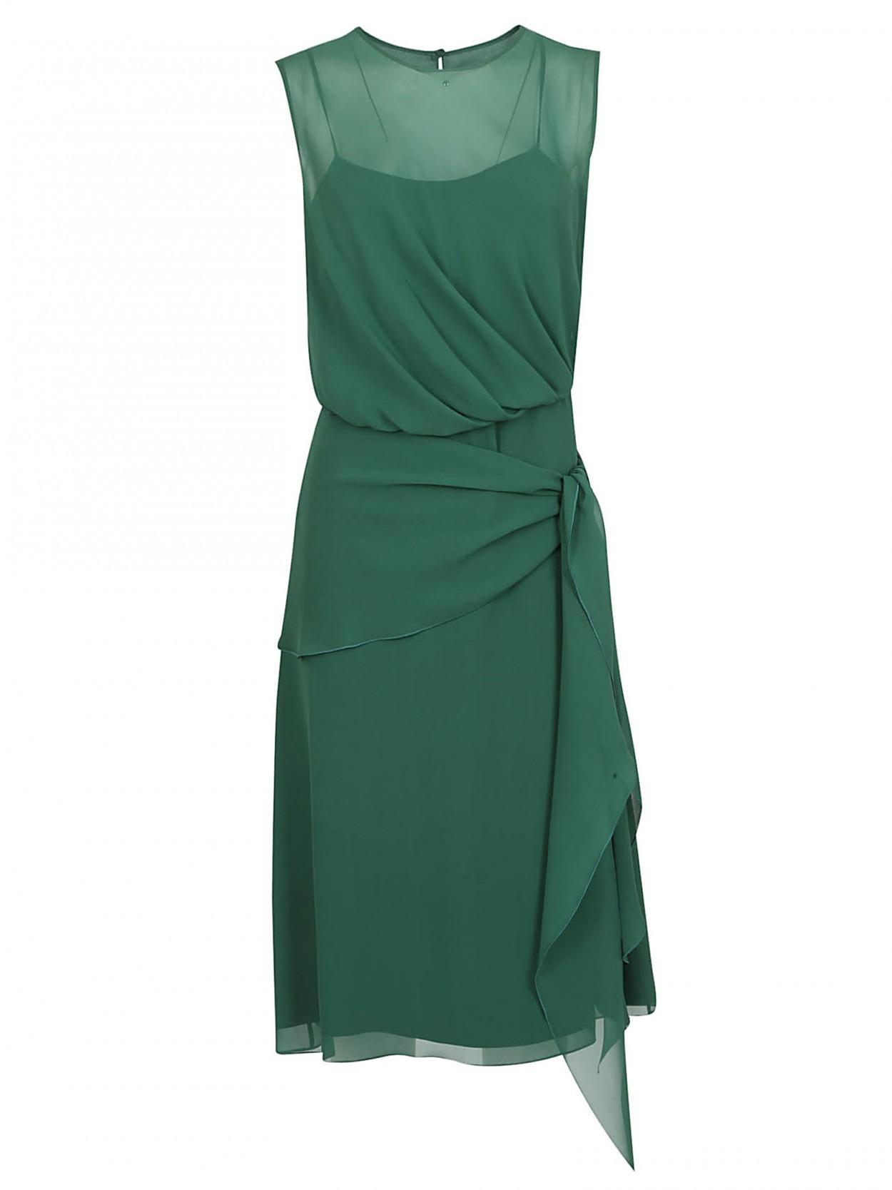 Max Mara MAX MARA abito verde in Green - Lyst 6f52a60b709