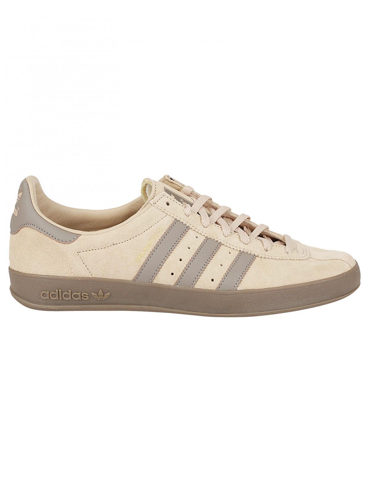 best service 67d79 8974a adidas Originals ADIDAS ORIGINALS Sneaker broomfield beige in Brown ...