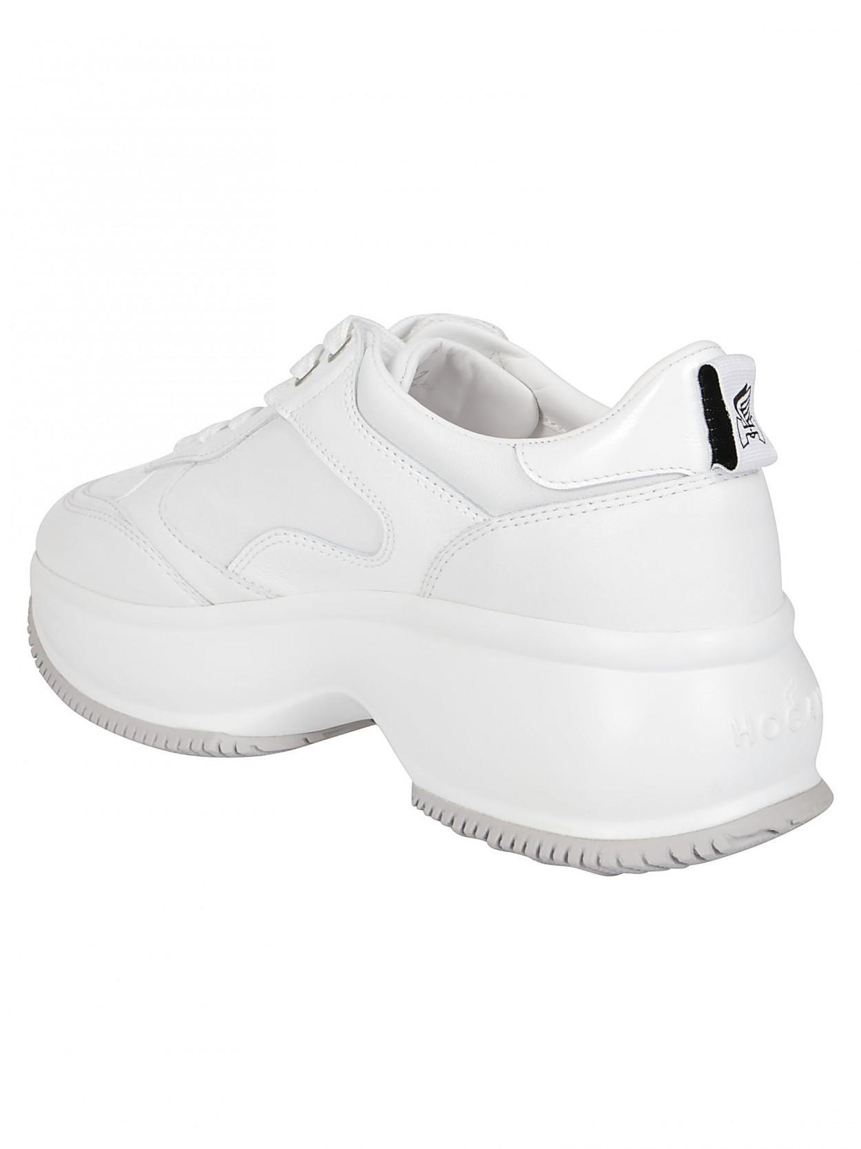 Hogan HOGAN Sneaker maxi active bianca in White Lyst