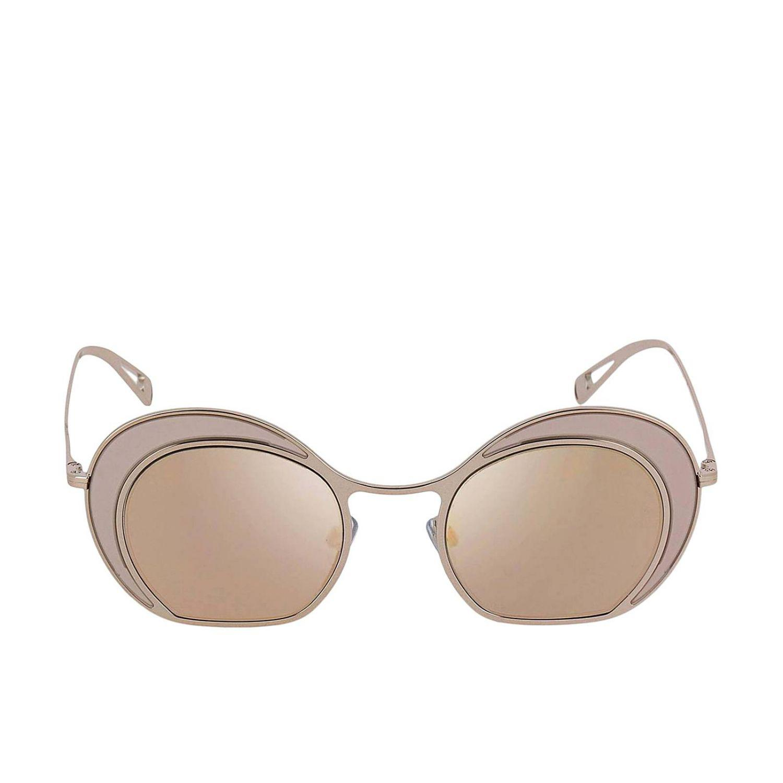 1feb5a04354 Giorgio Armani - Pink Sunglasses Women - Lyst. View fullscreen