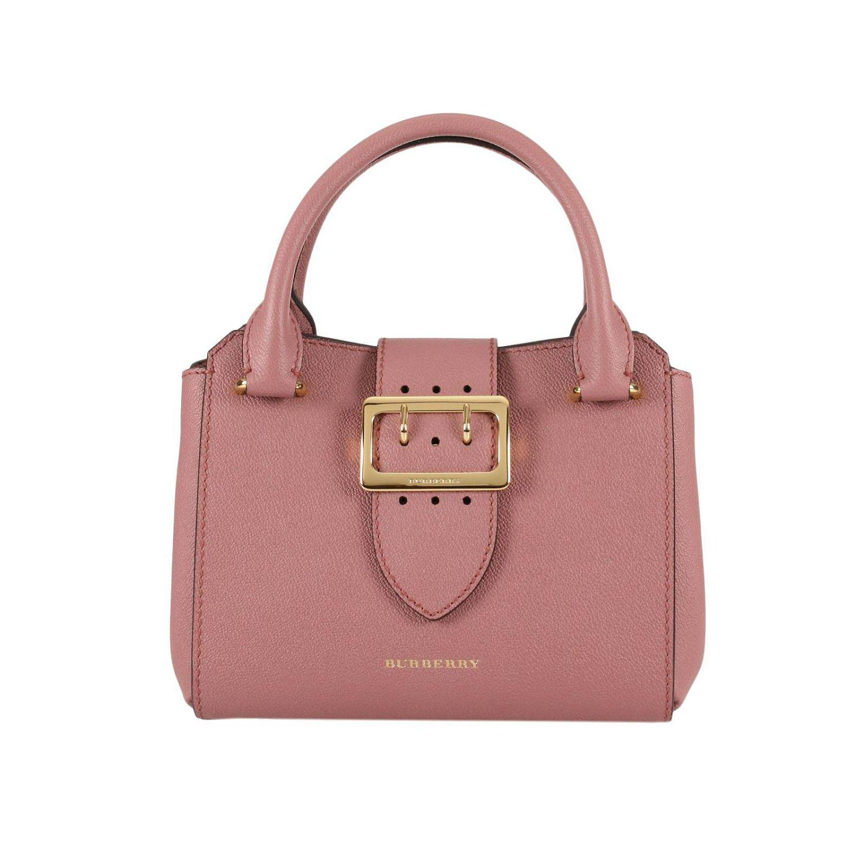 Burberry Shoulder Bag Women in Pink