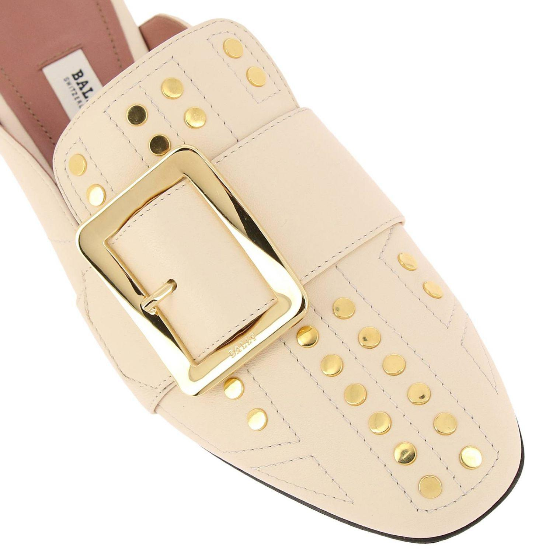 b2e4ea0780fde Bally - Natural Ballet Flats Shoes Women - Lyst. View fullscreen